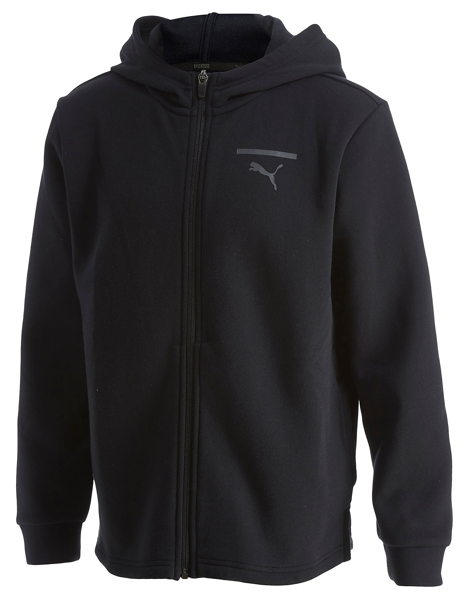 PUMA Pace Full Zip Fleece Hoodie Junior