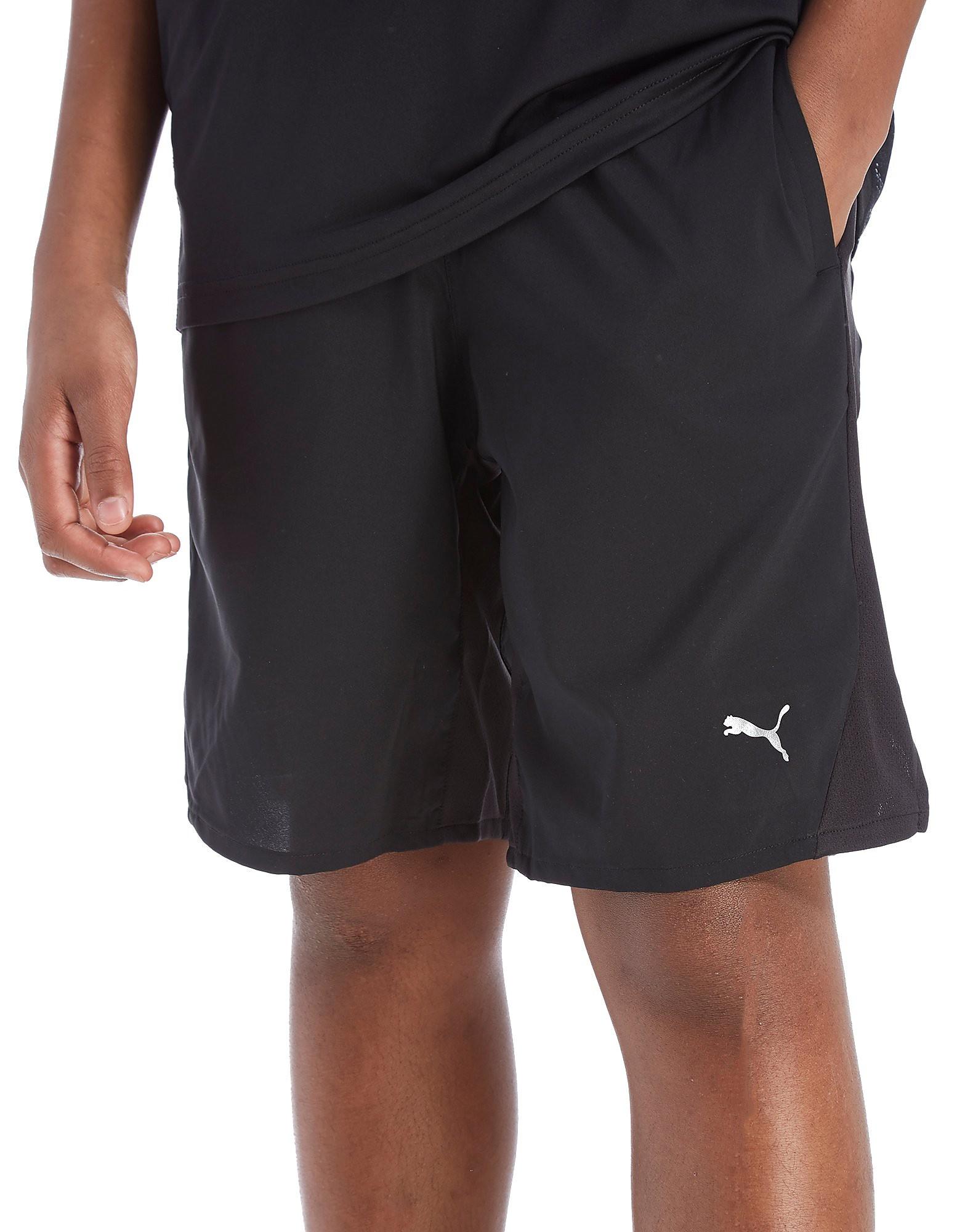 PUMA Woven Training Shorts Junior