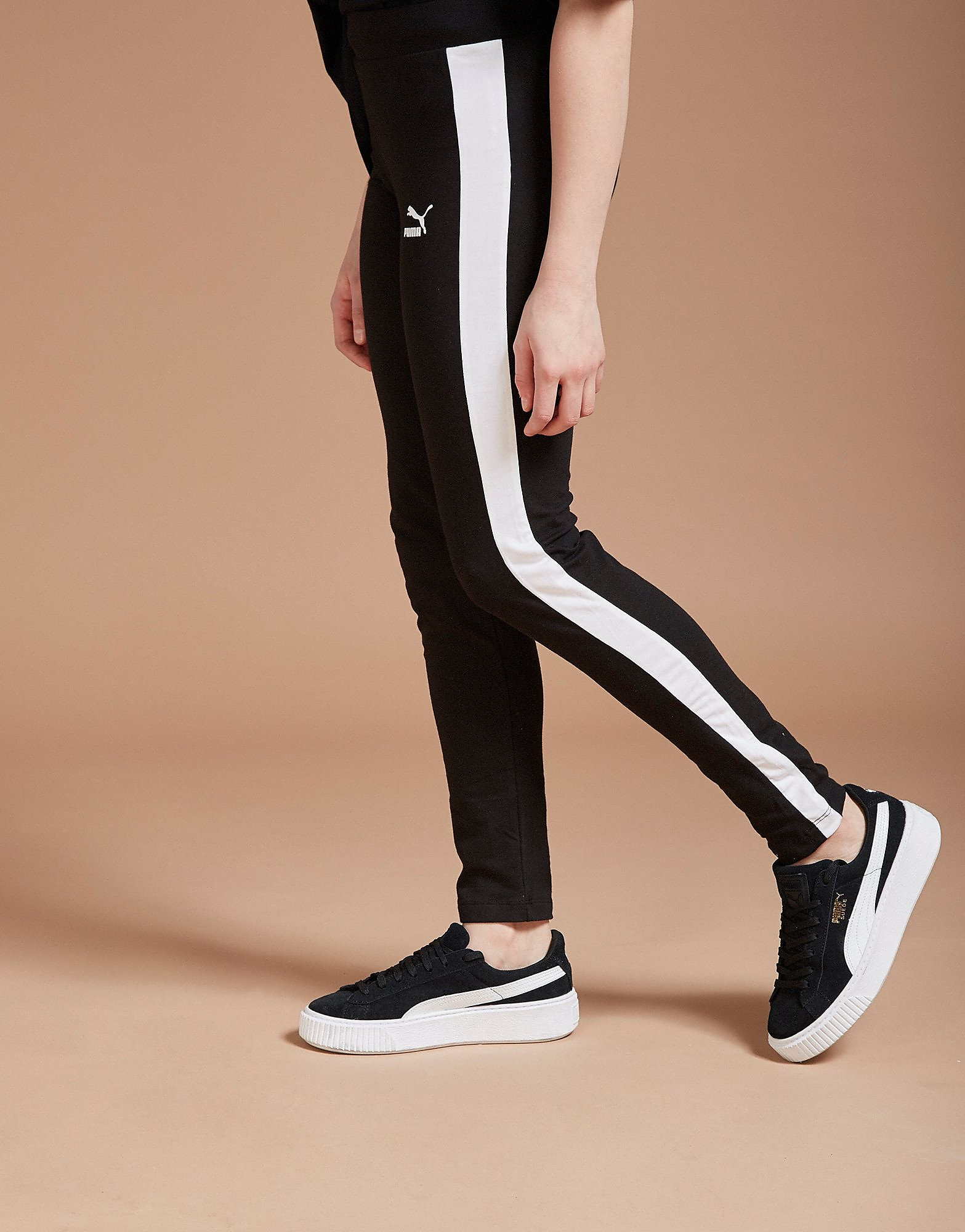 PUMA T7 Panel Leggings Junior