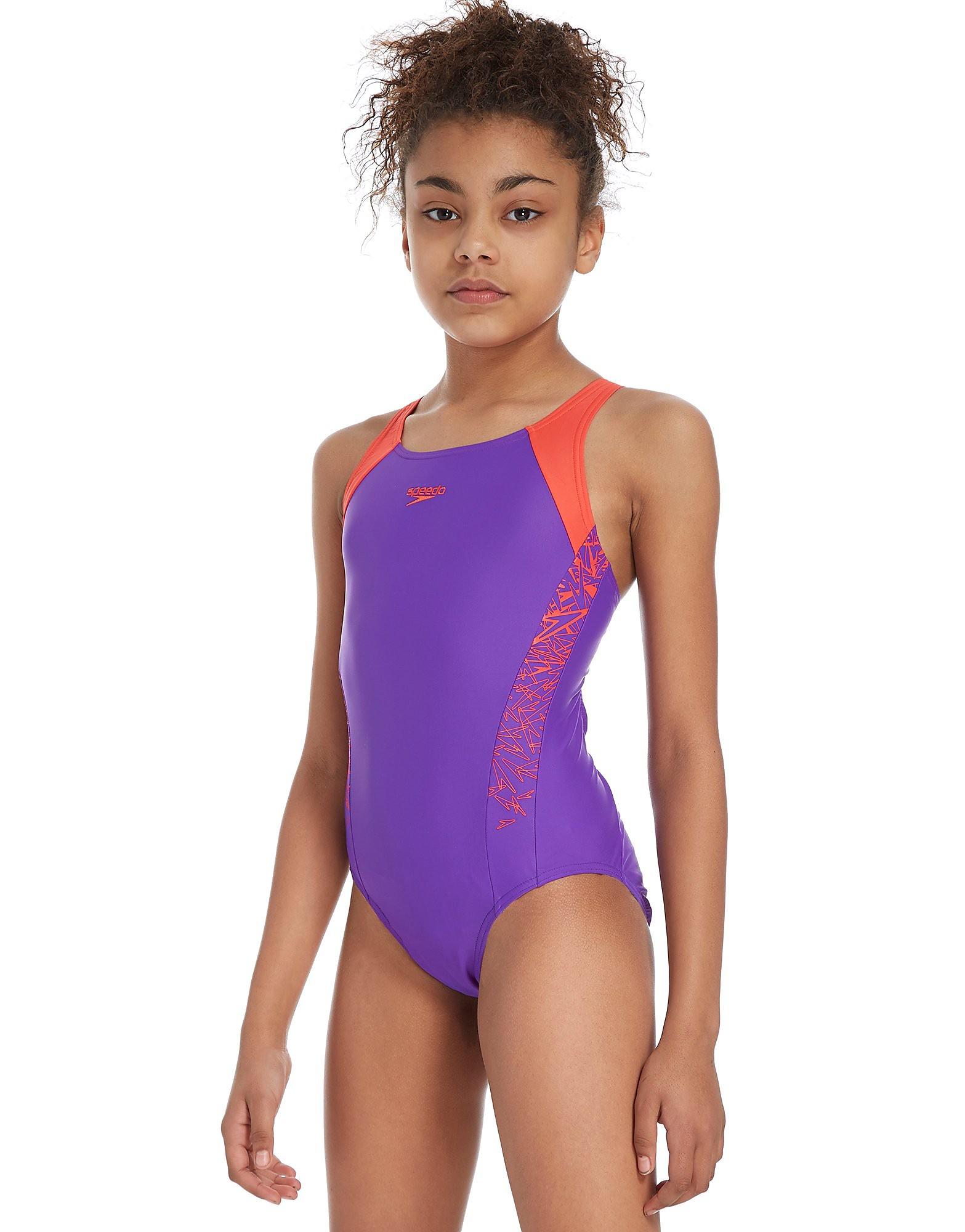Speedo Boom Splice SwimSuit