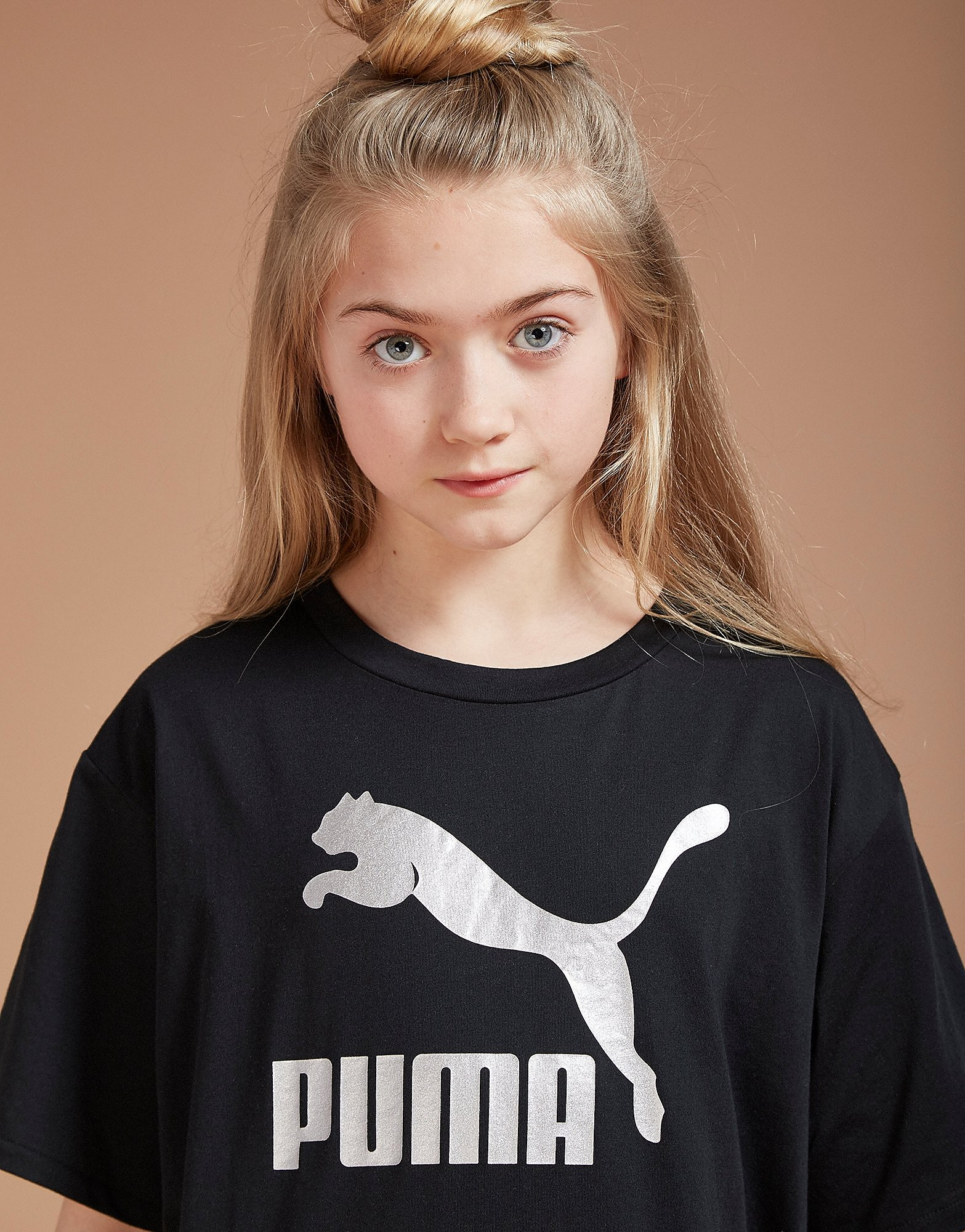 PUMA T-shirt Girls' Classic Boyfriend Junior