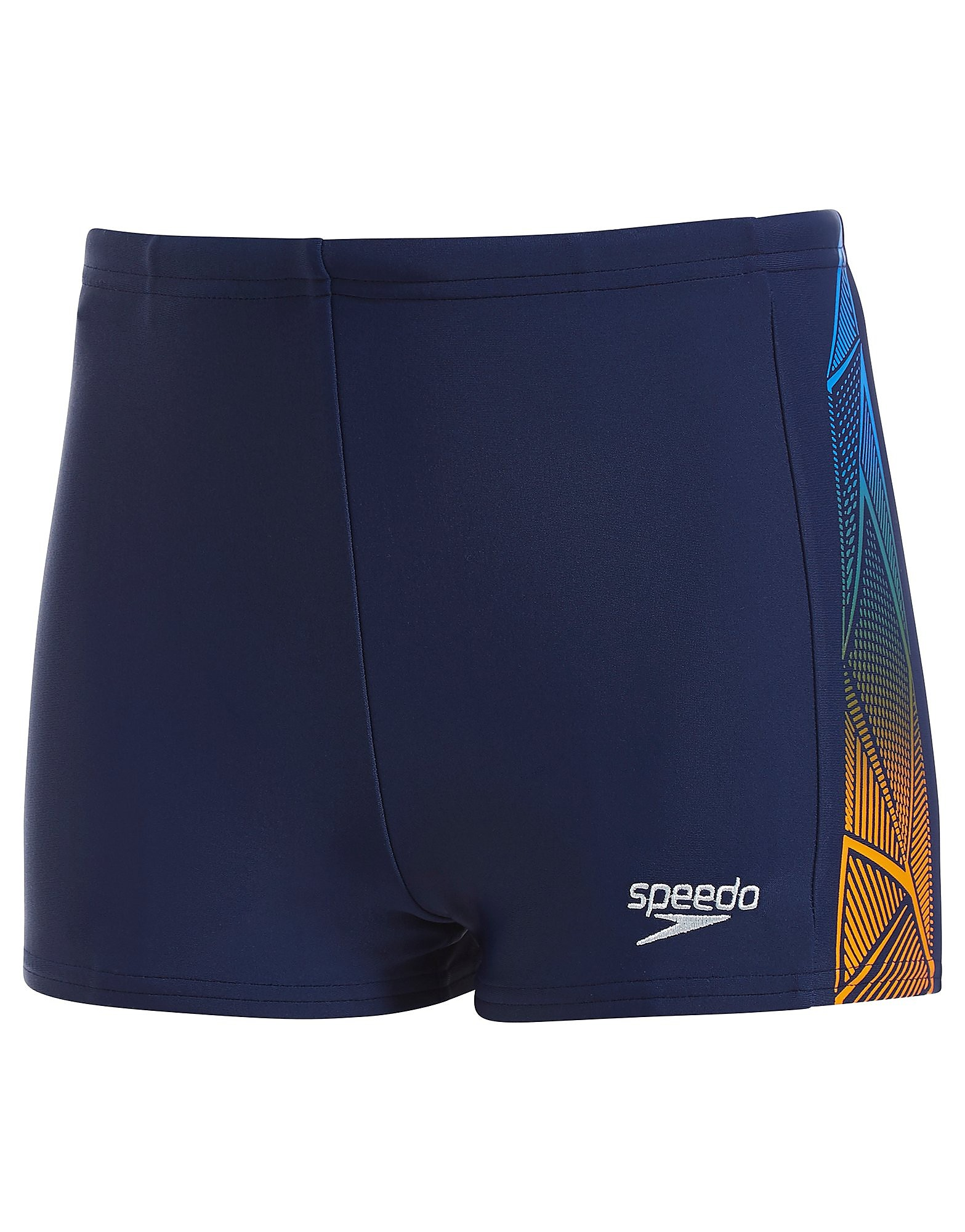 Speedo Star Kick Logo Aquashorts Junior