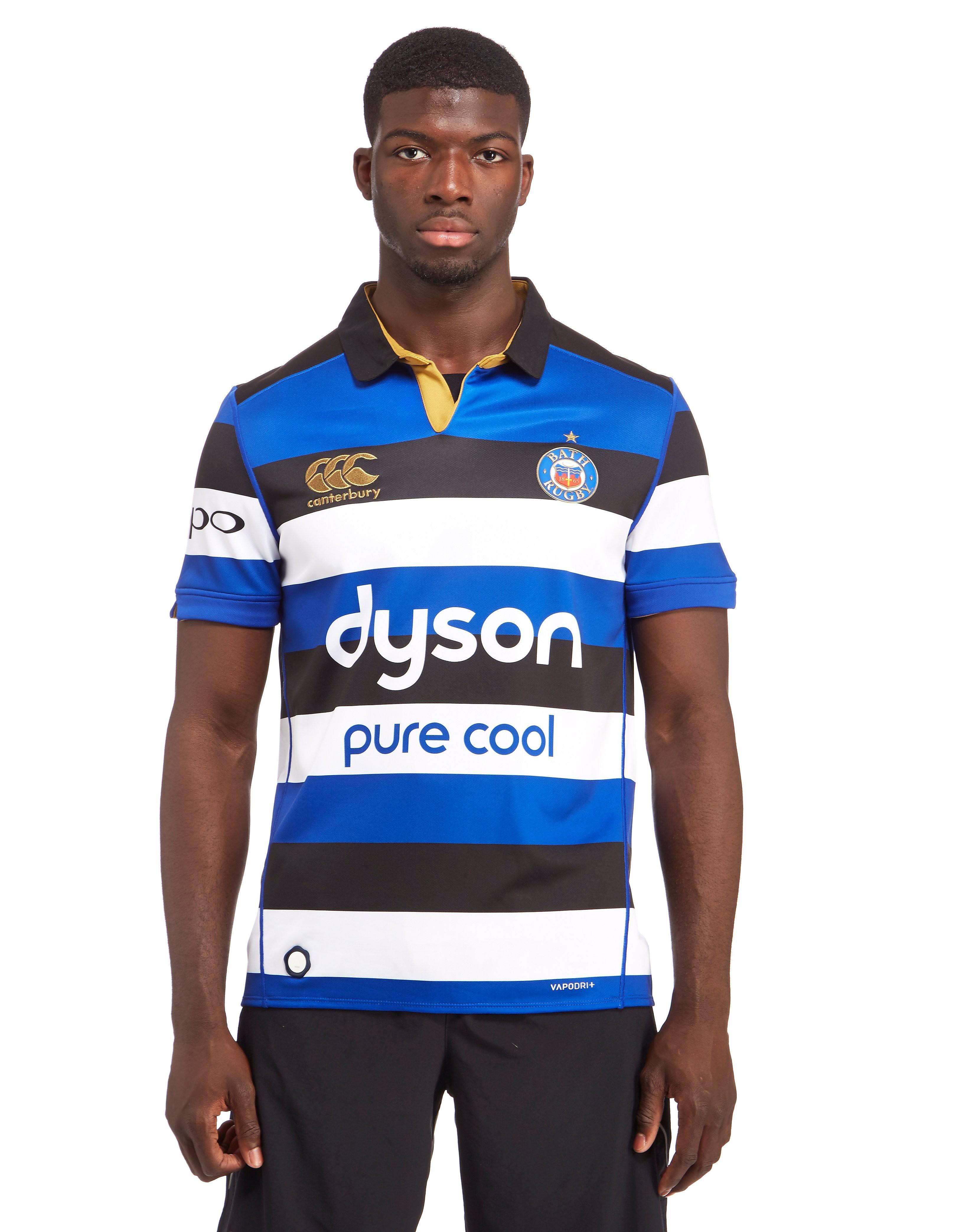 Canterbury Bath Rugby 2016/2017-thuisshirt - Surf/ White - Heren