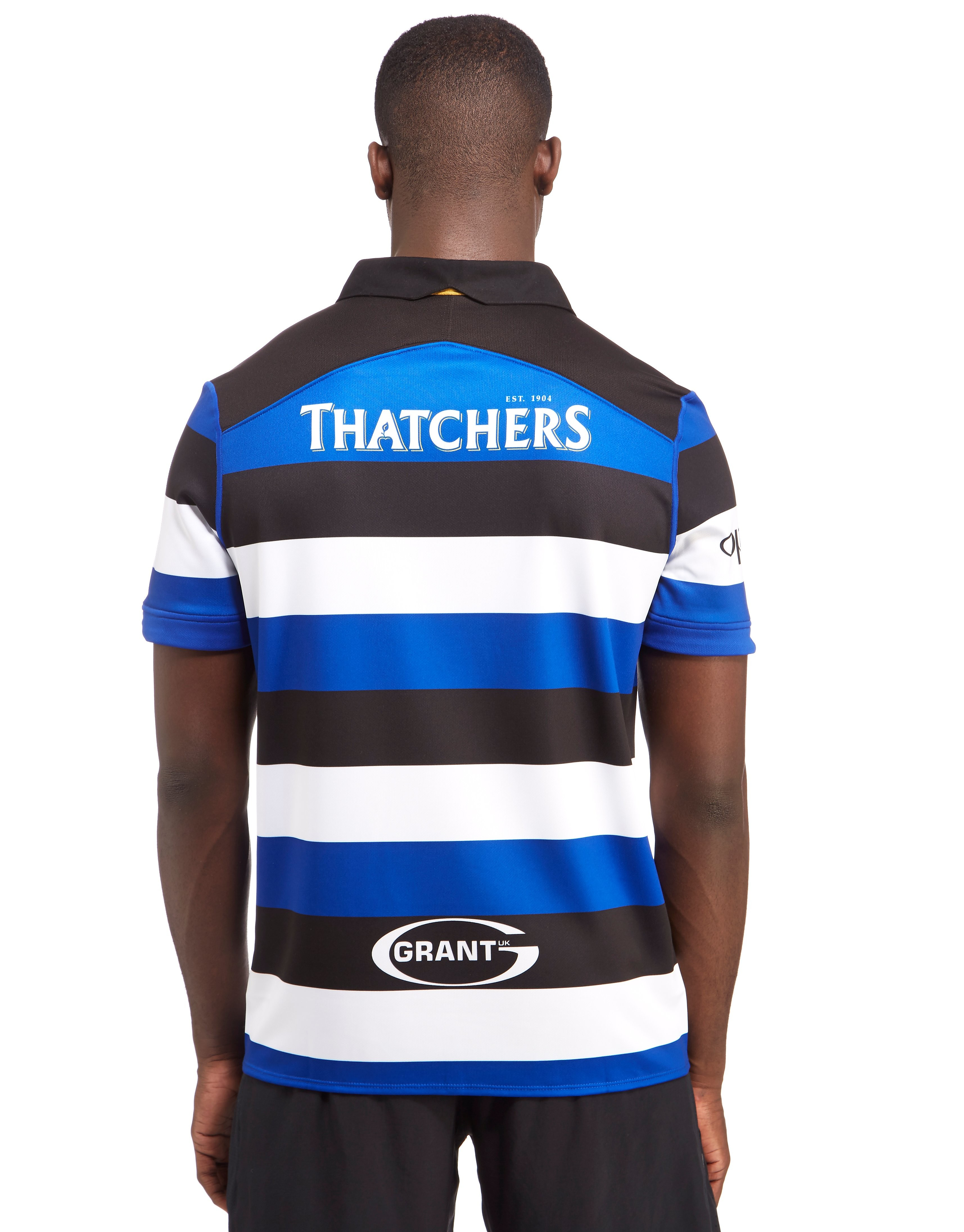 Canterbury Bath Rugby 2016/2017 Home Shirt