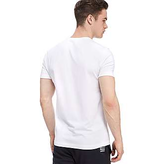 Emporio Armani EA7 Foil V-Neck T-Shirt
