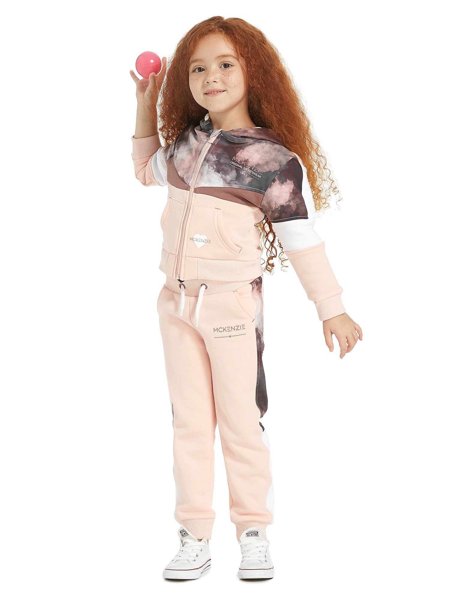 McKenzie Lauren Fleece Suit Kinderen