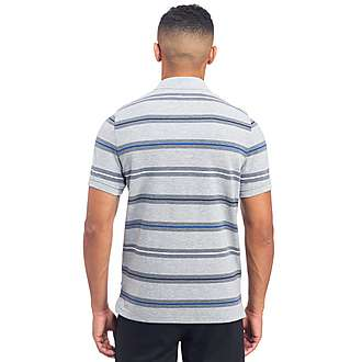 Canterbury Bath Rugby Stripe Polo Shirt