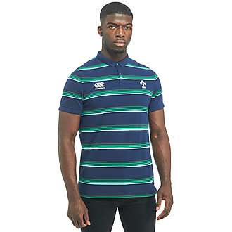 Canterbury IRFU Stripe Polo Shirt