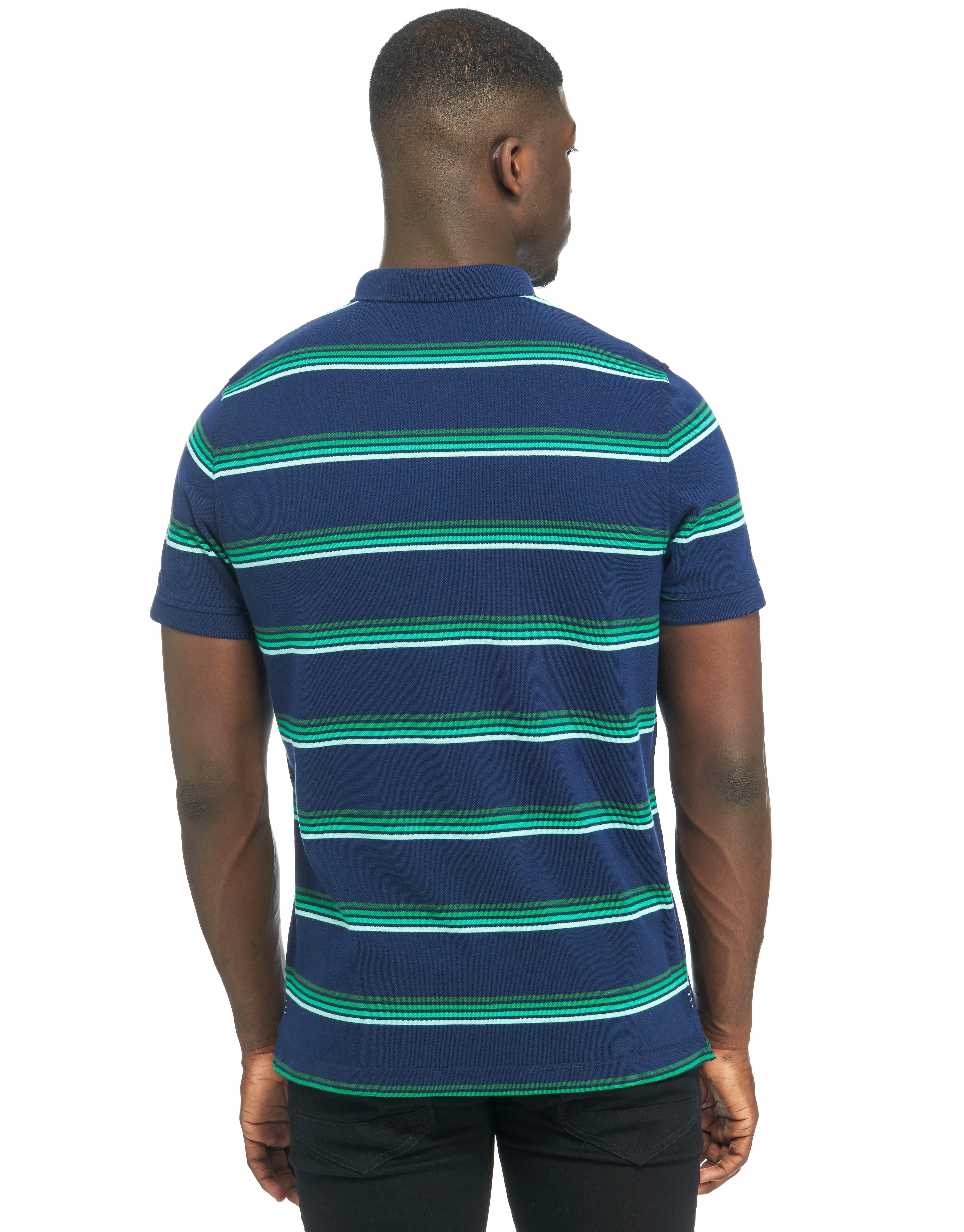 Canterbury IRFU Stripe Polo Shirt