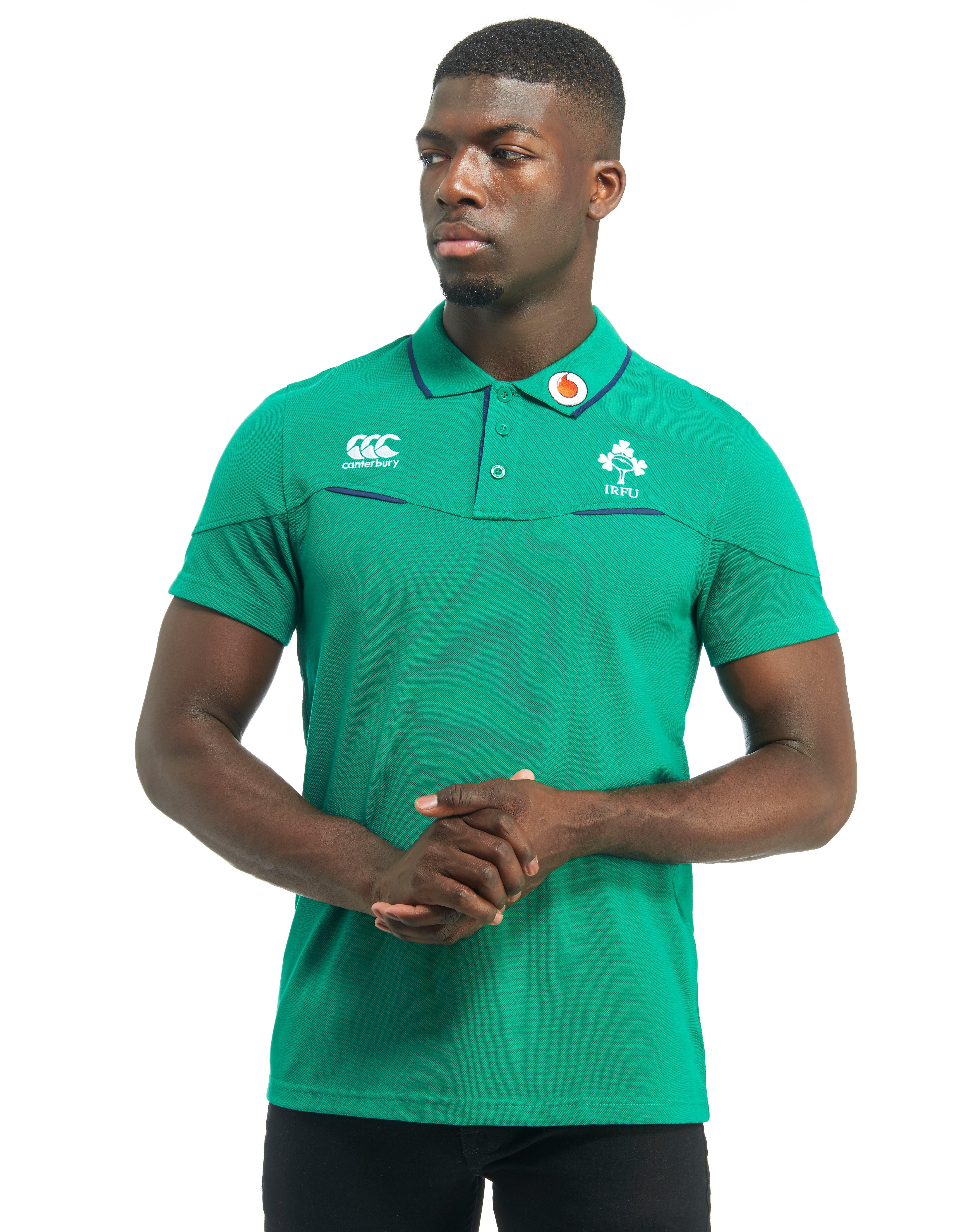 Canterbury Camiseta Poli IRFU