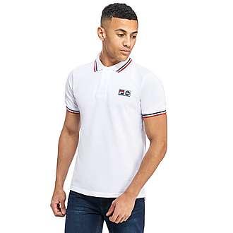 Fila Lovatti Tipped Polo Shirt