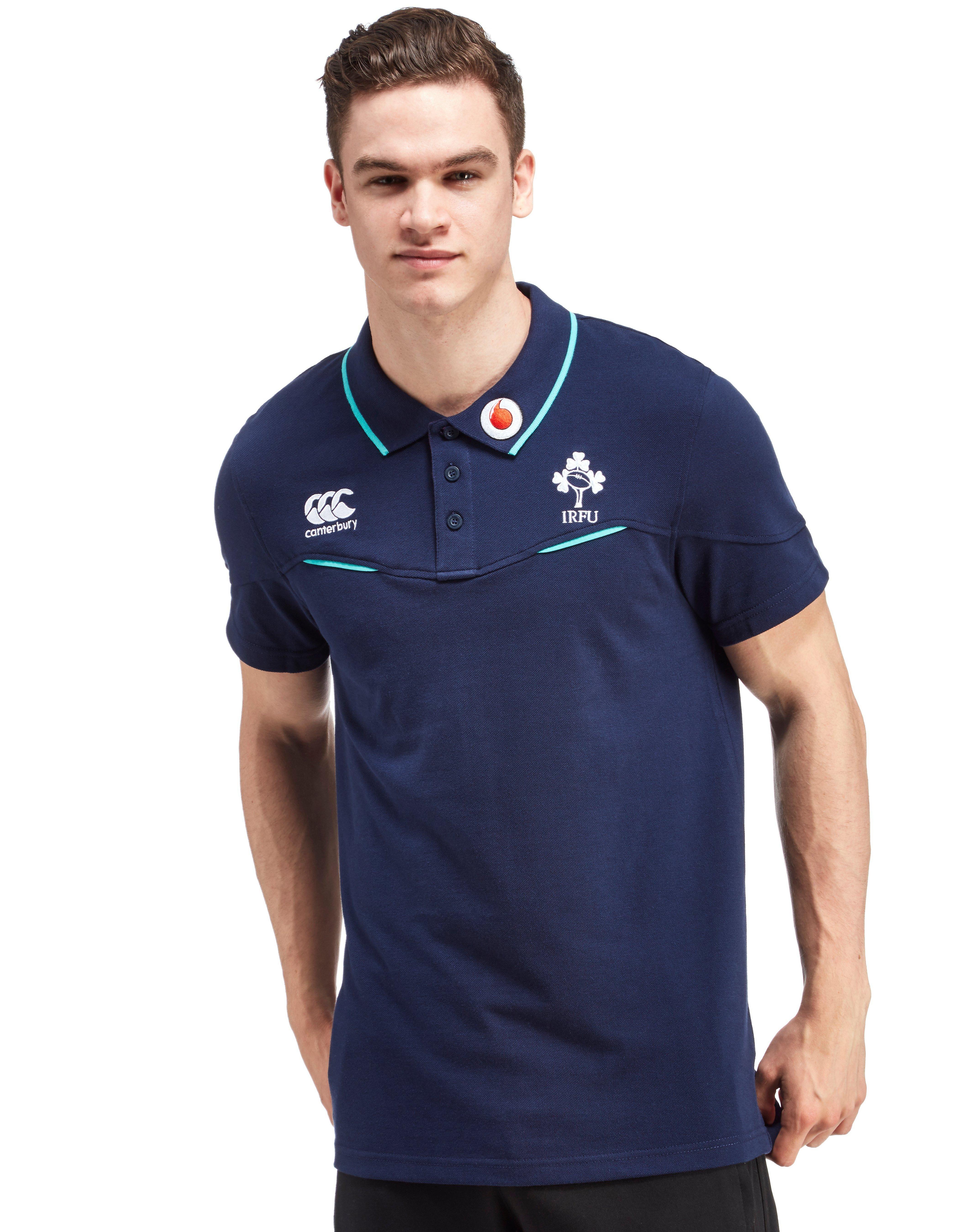 Canterbury Ireland RFU Polo Shirt