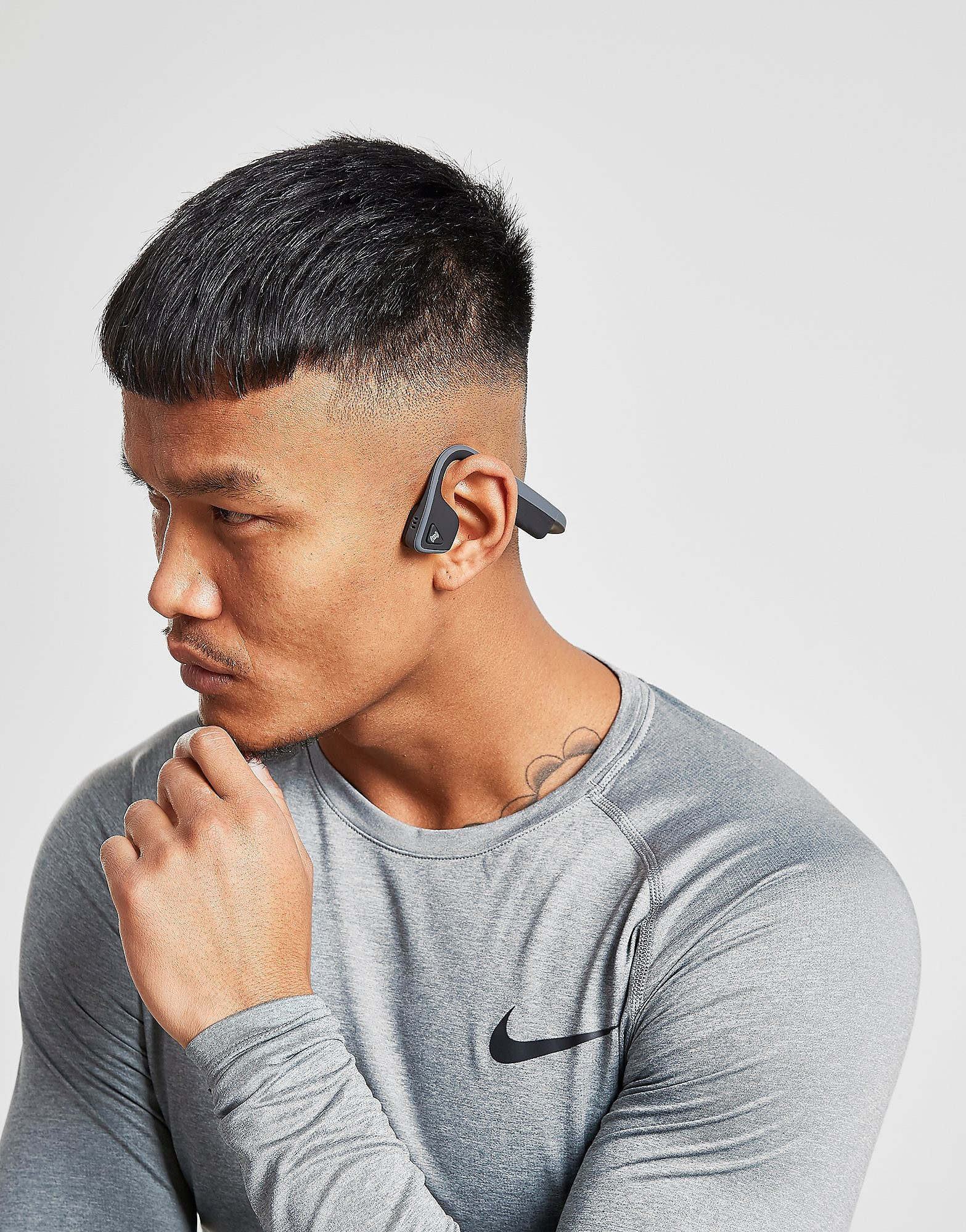 Aftershokz Head Trekz Titanium Mini Headphones