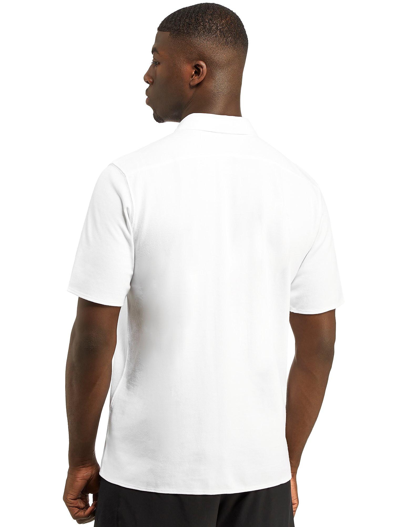 Canterbury Camiseta clásica de la primera equipación de Inglaterra Rugby 2016 de manga corta