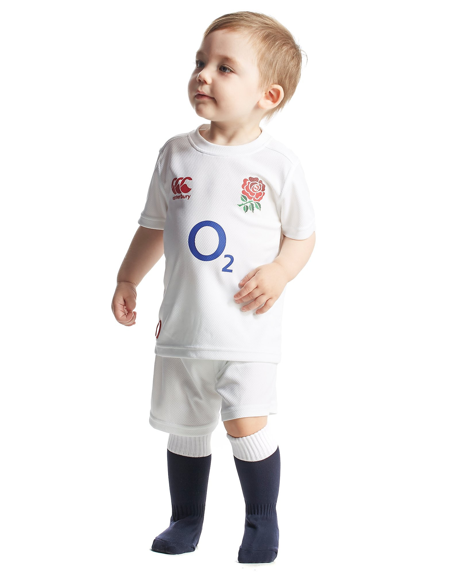 Canterbury England Rugby Home 2016 Kit Infant