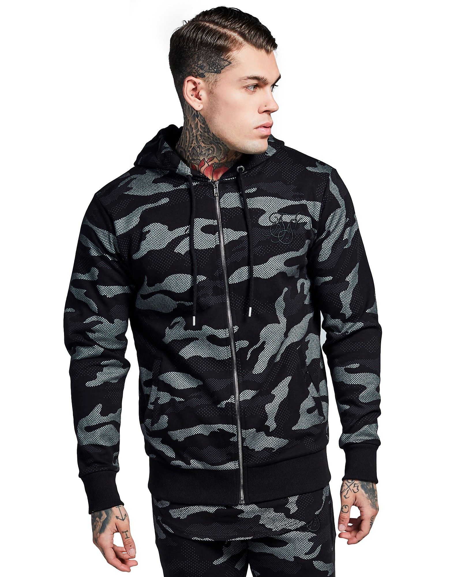 SikSilk Reflection Hoodie