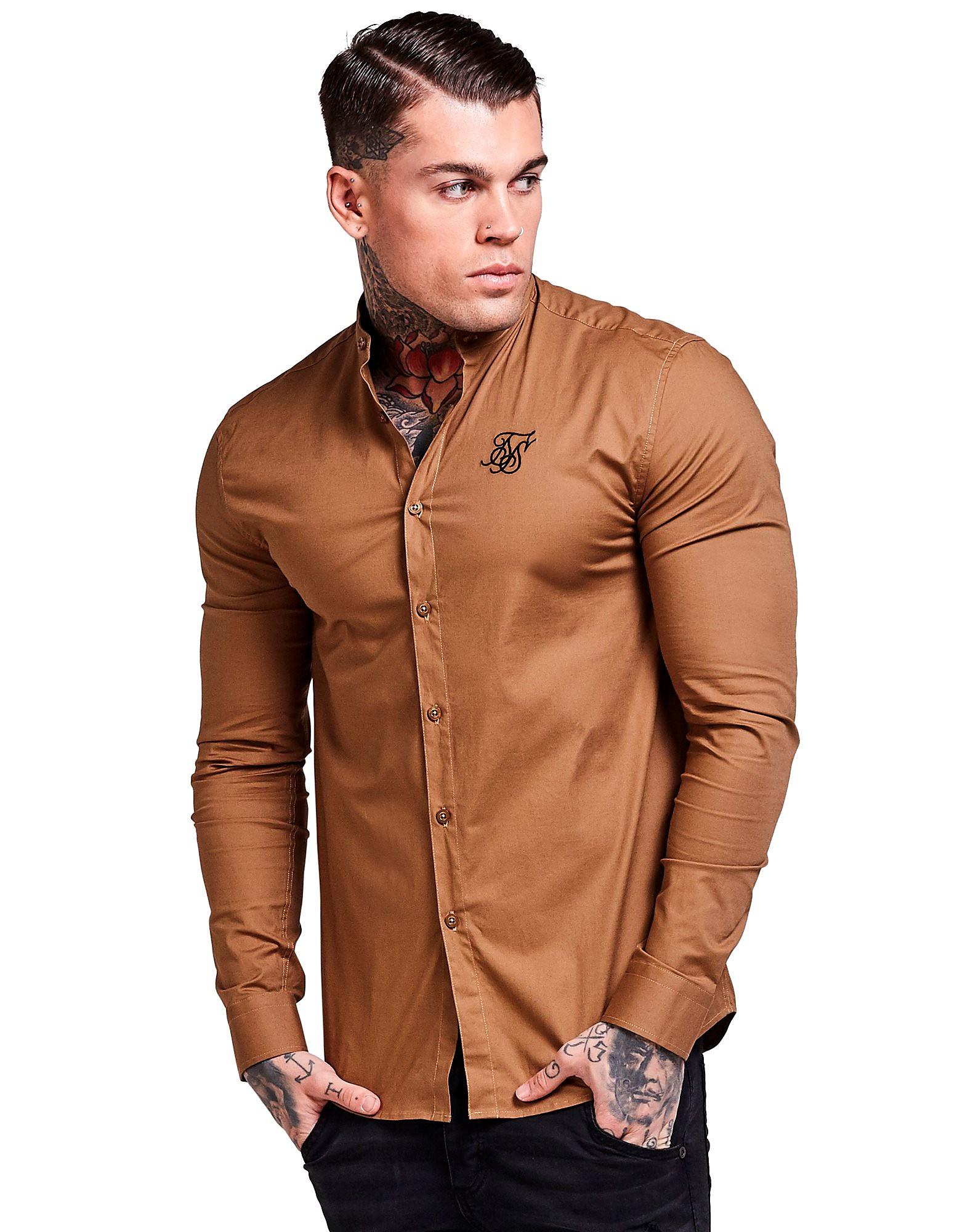 SikSilk Langarm Core Shirt