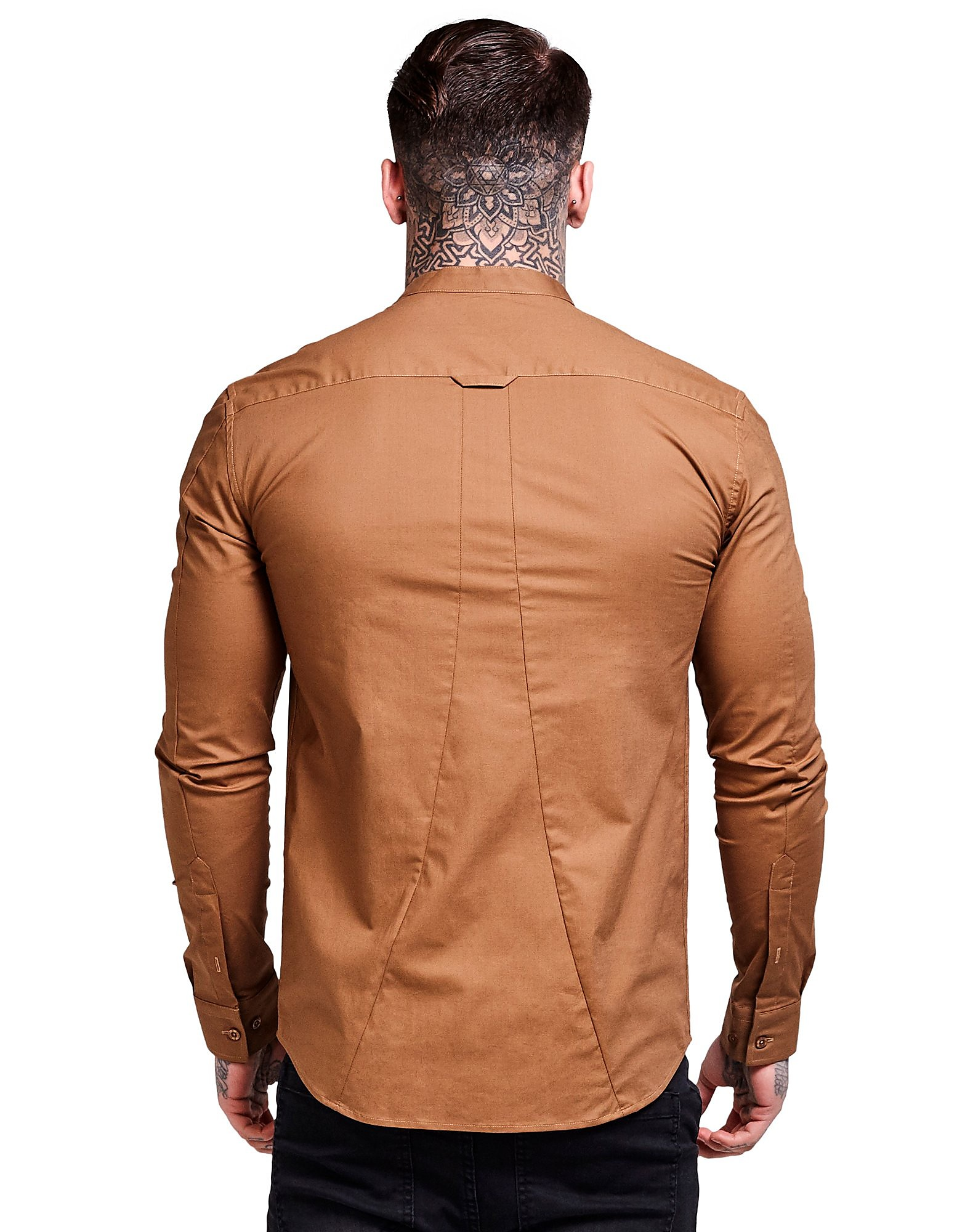 SikSilk Long Sleeve Core Shirt