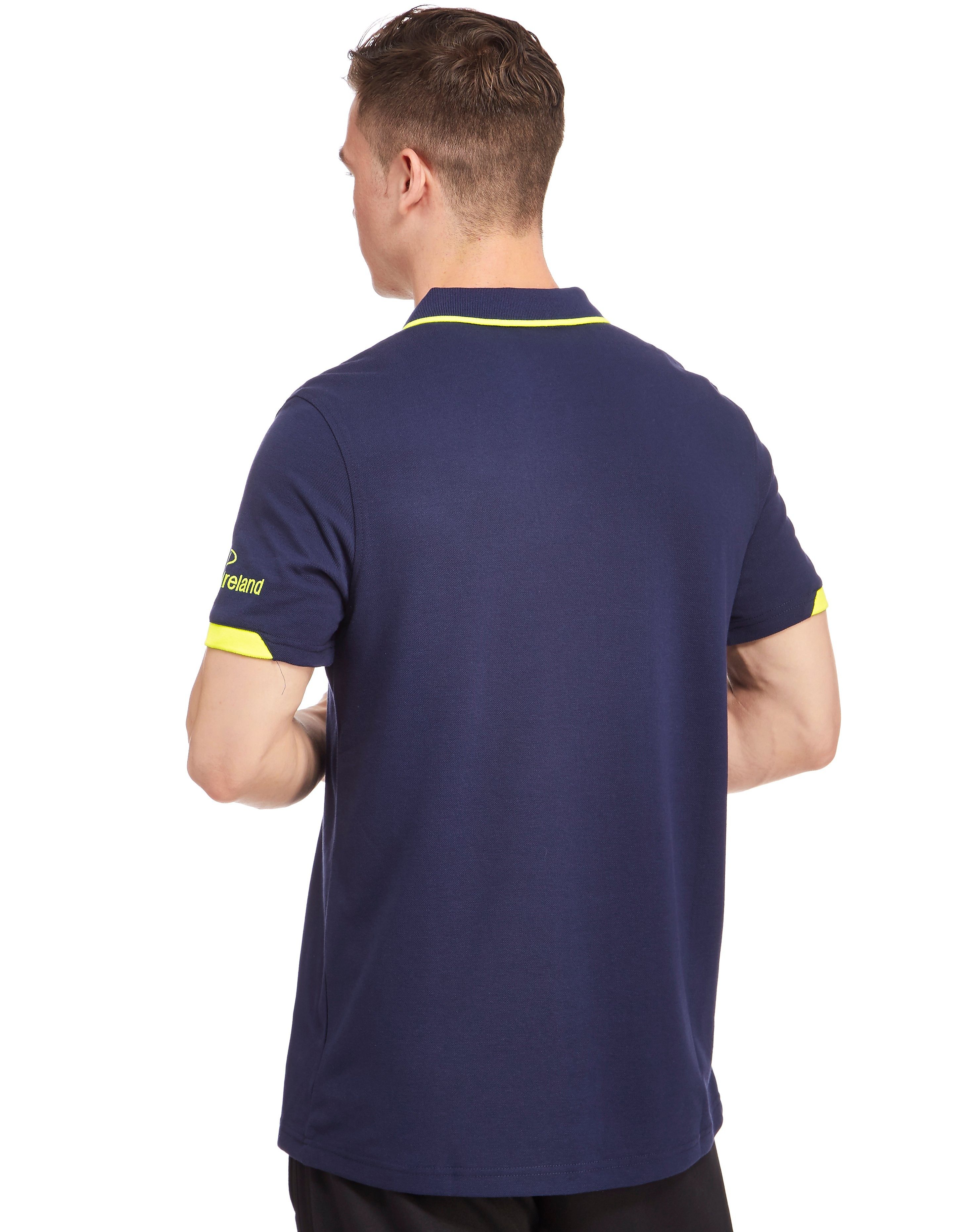 Canterbury Leinster Rugby Cotton Polo Shirt