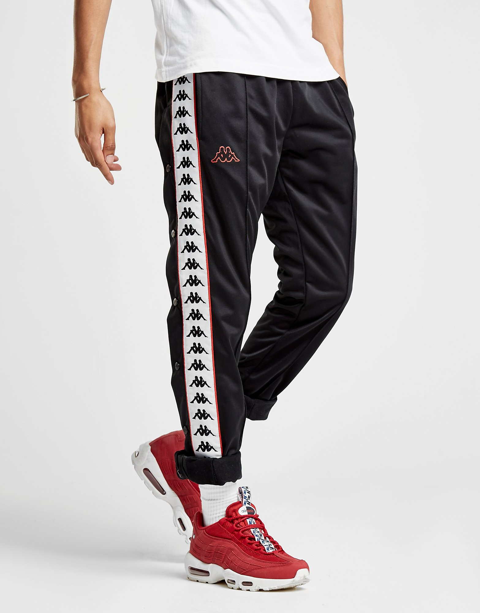 Kappa Astoria Snap Pants