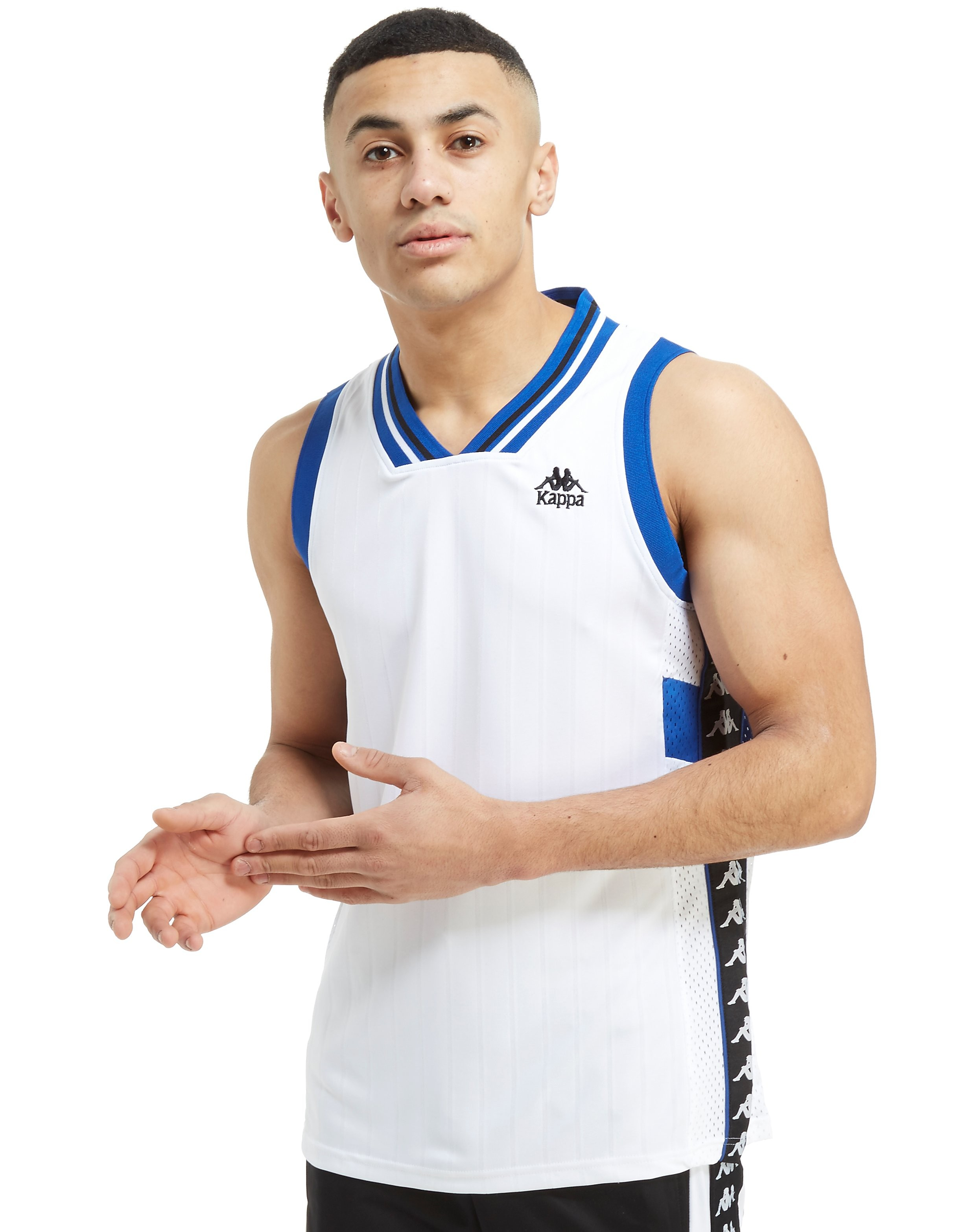 Kappa Hughes Basketball Vest