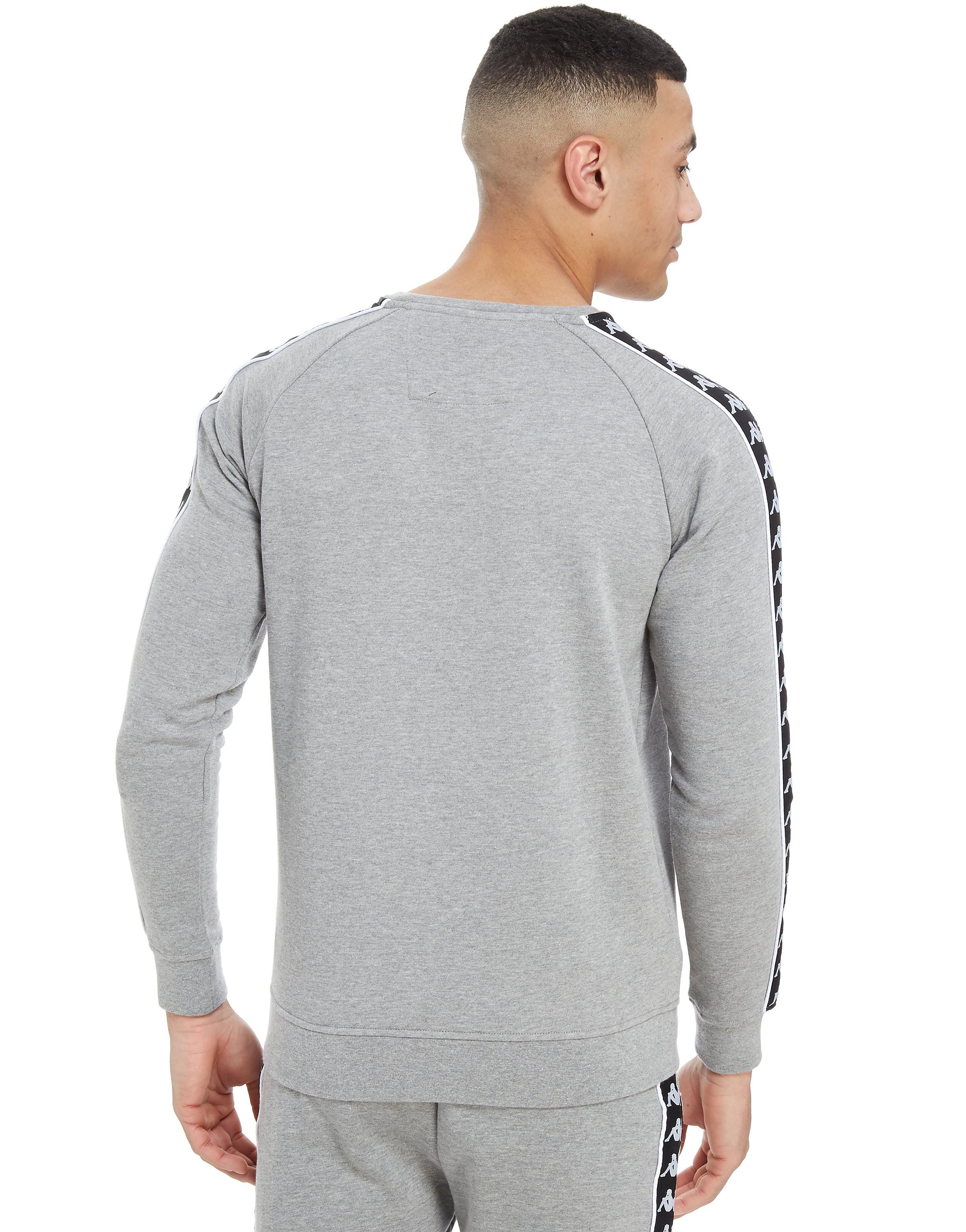 Kappa Hassan Crew Sweatshirt Heren