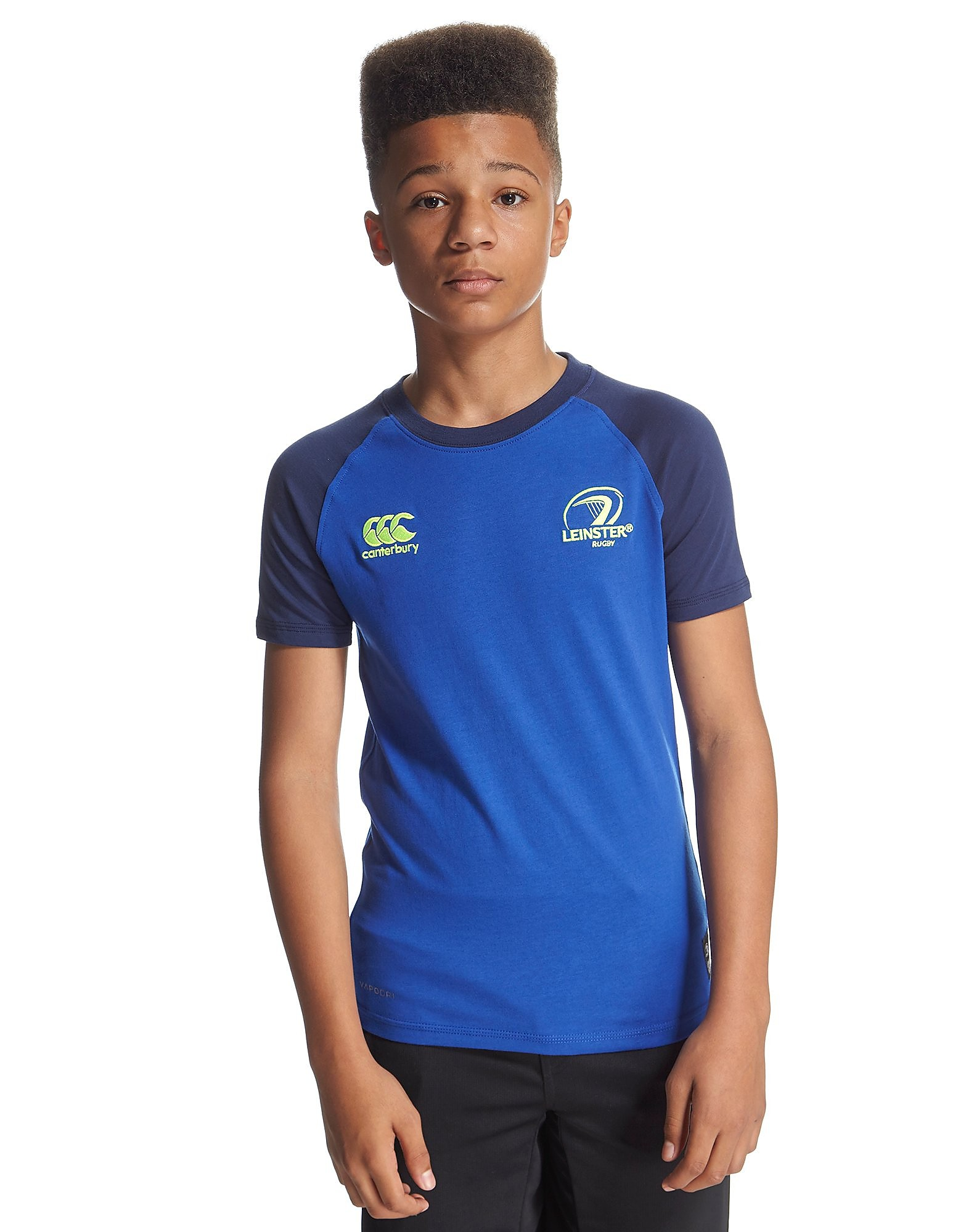 Canterbury Leinster Rugby Cotton T-Shirt Junior