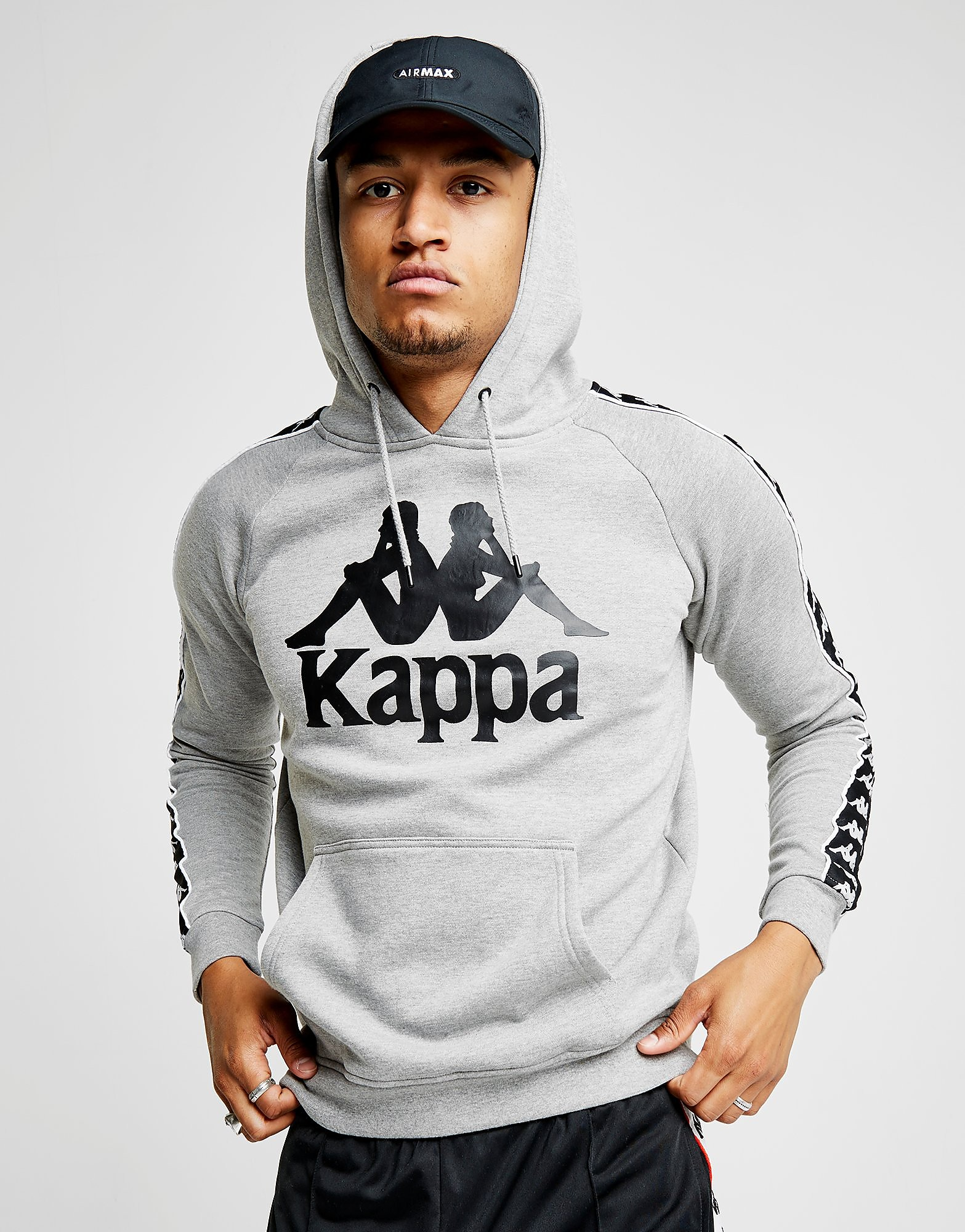 Kappa Authentic Hurtado Tape Hoodie