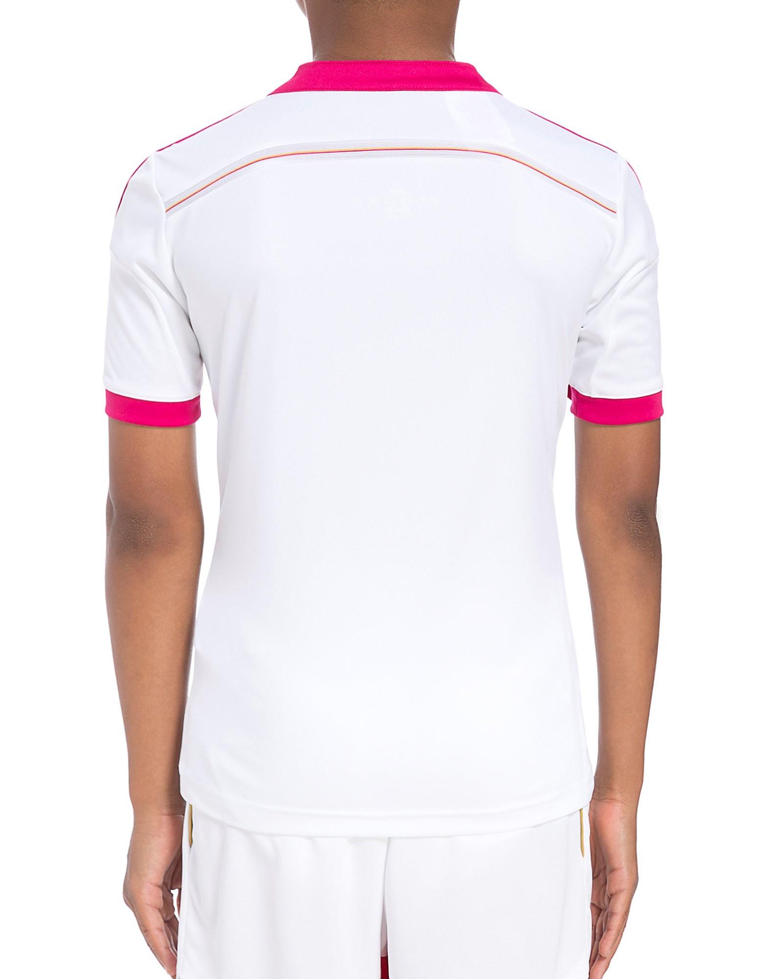 adidas Scotland 2014 Junior away Shirt