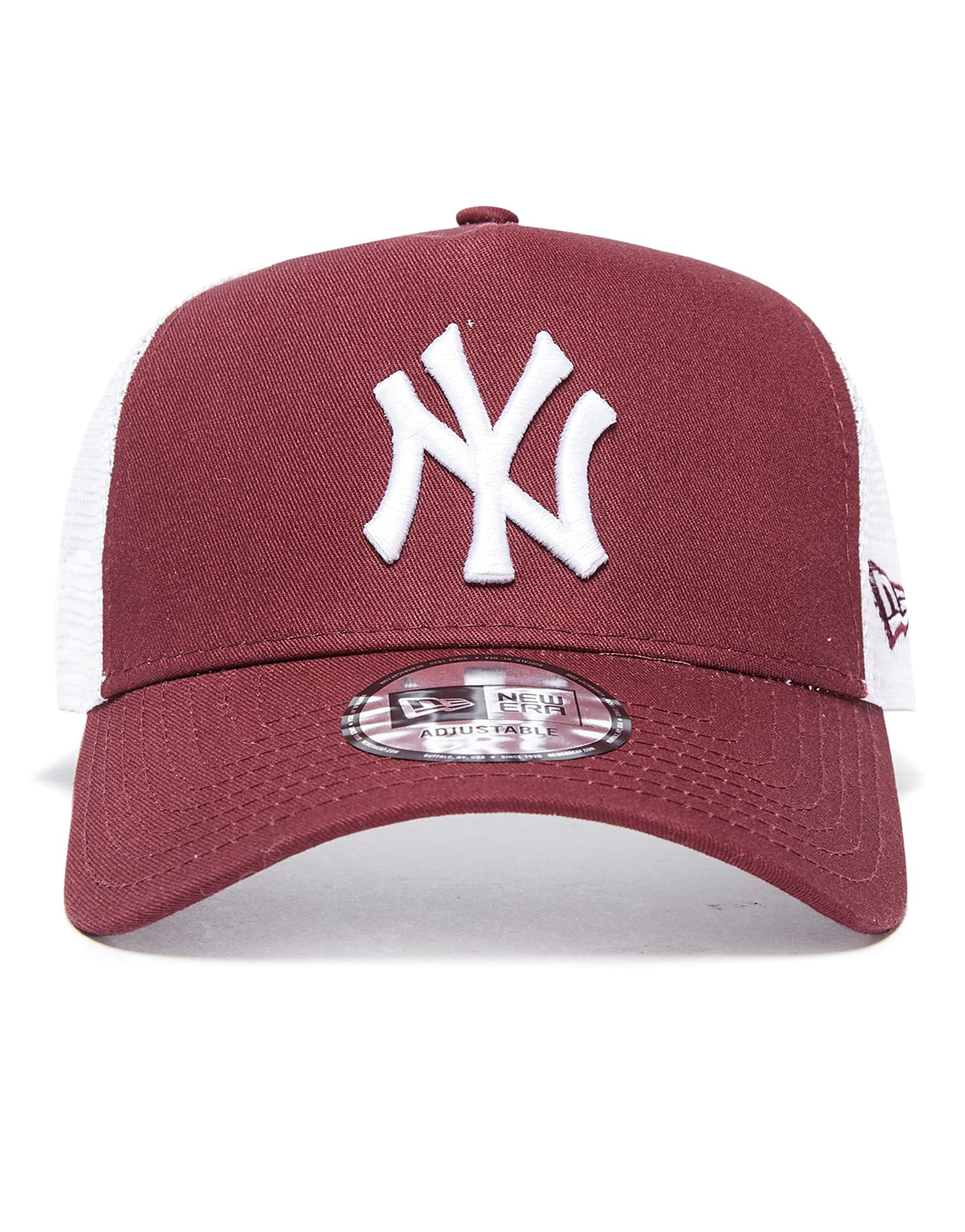 New Era MLB New York Yankees Snapback Trucker Cappellino
