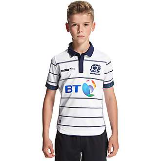 Macron Scotland RFU 2016/17 Away Shirt Junior