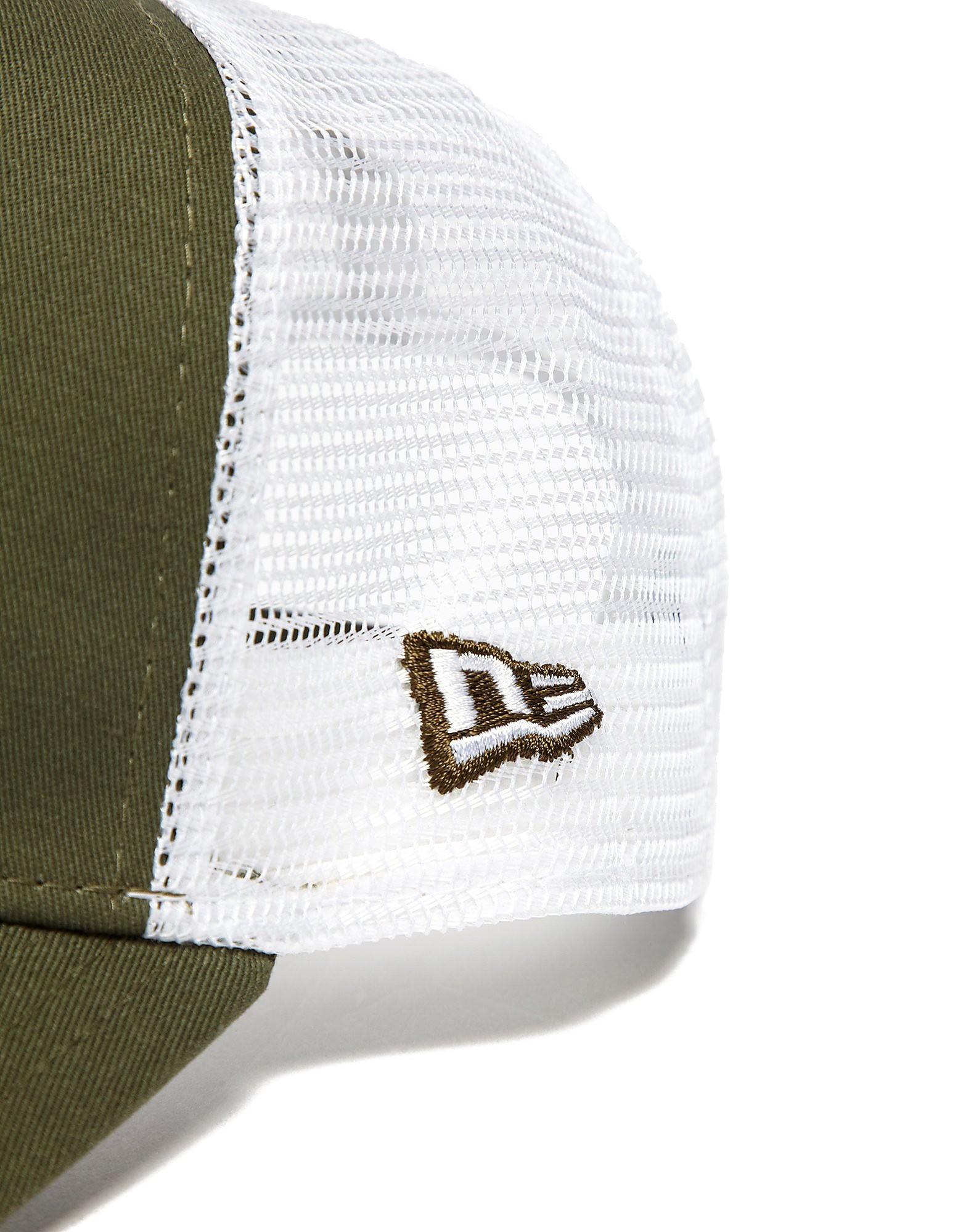 New Era A Frame Trucker Hat