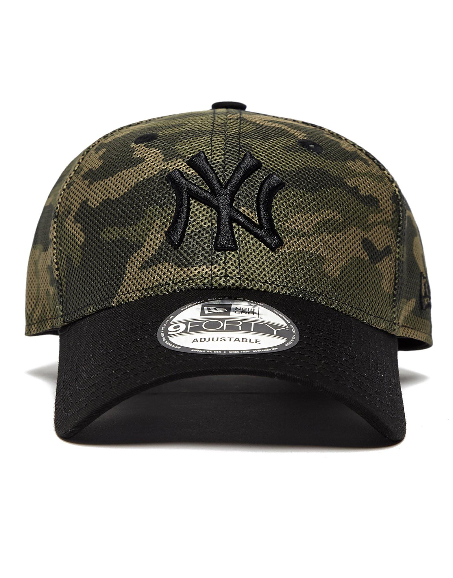 New Era New York Yankees 9FORTY Wood Cap