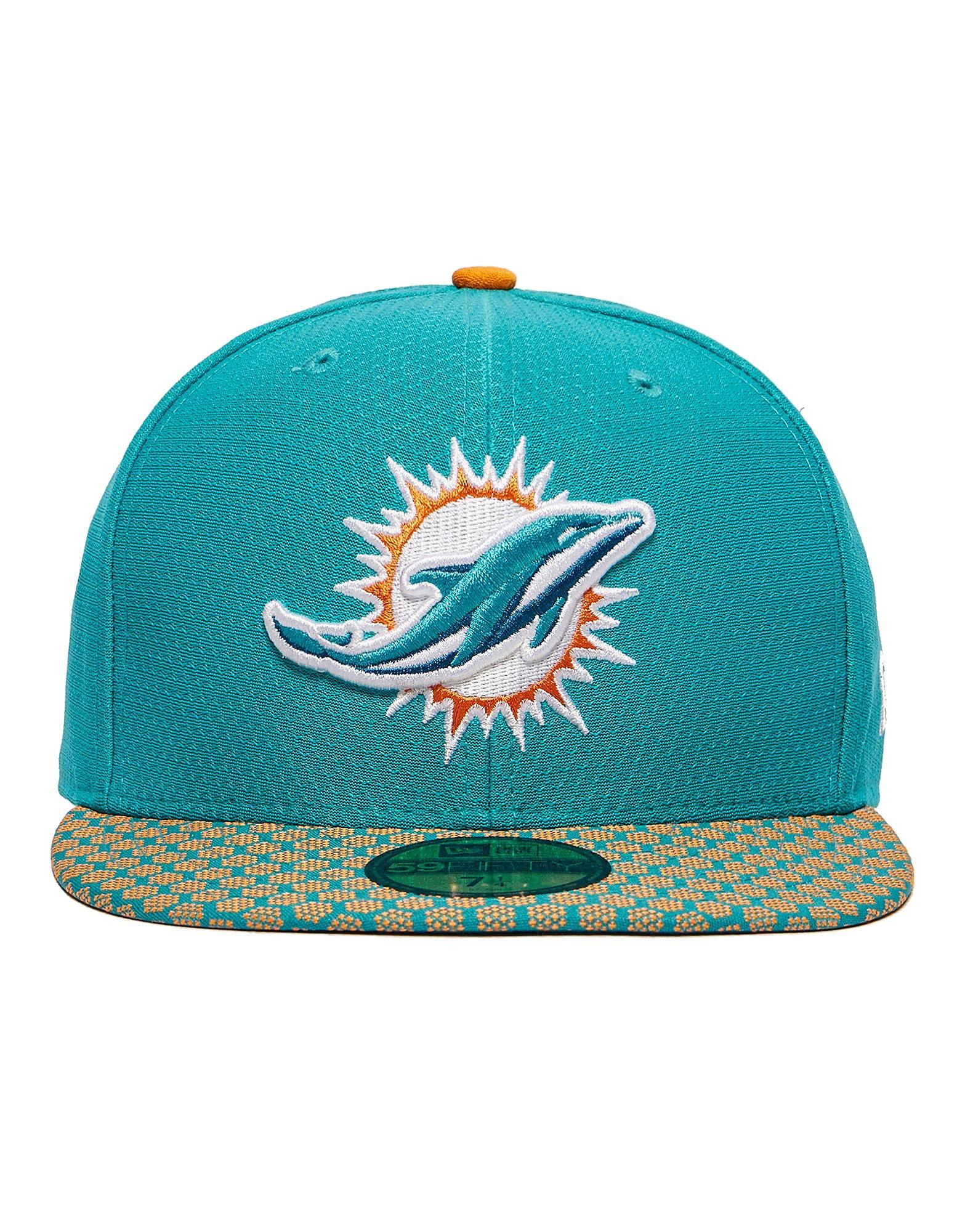 New Era Miami Dolphins 59FIFTY Kappe