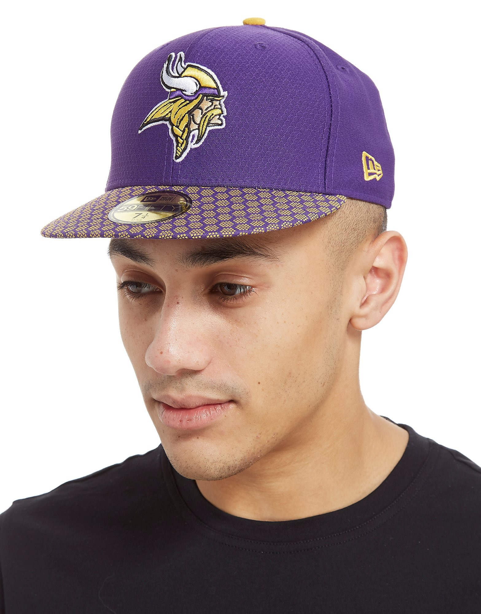 New Era Minnesota Vikings 59Fifty Cappellino