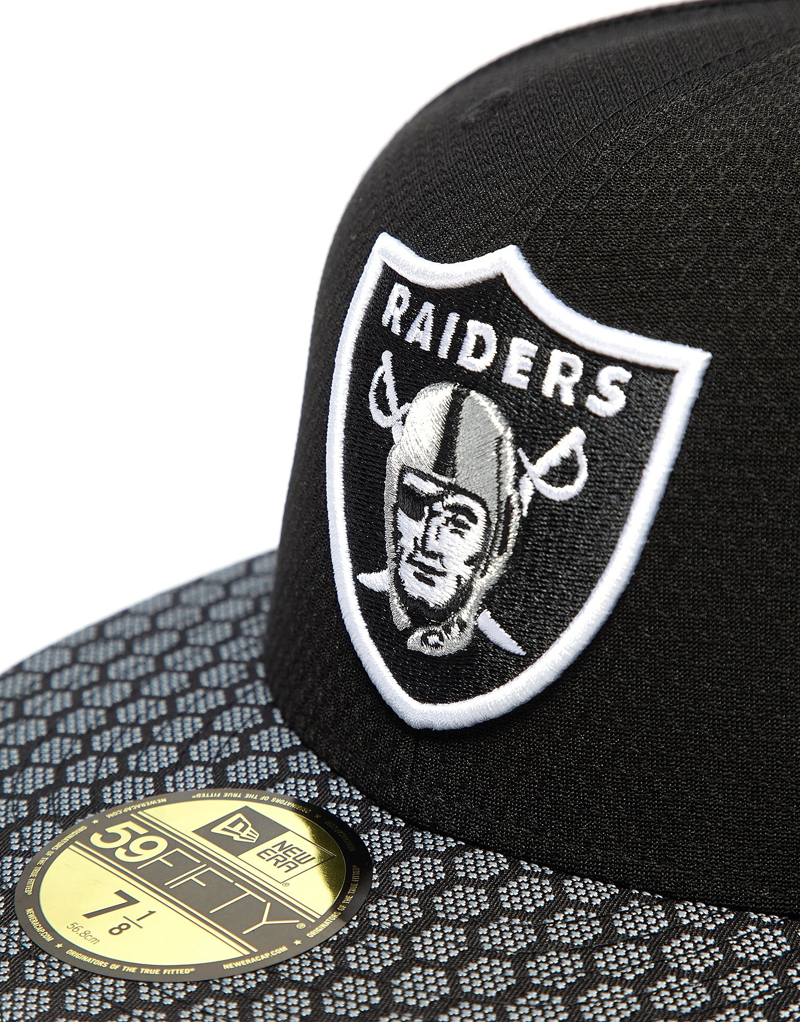 New Era Oakland Raiders Sideline 59FIFTY Cap