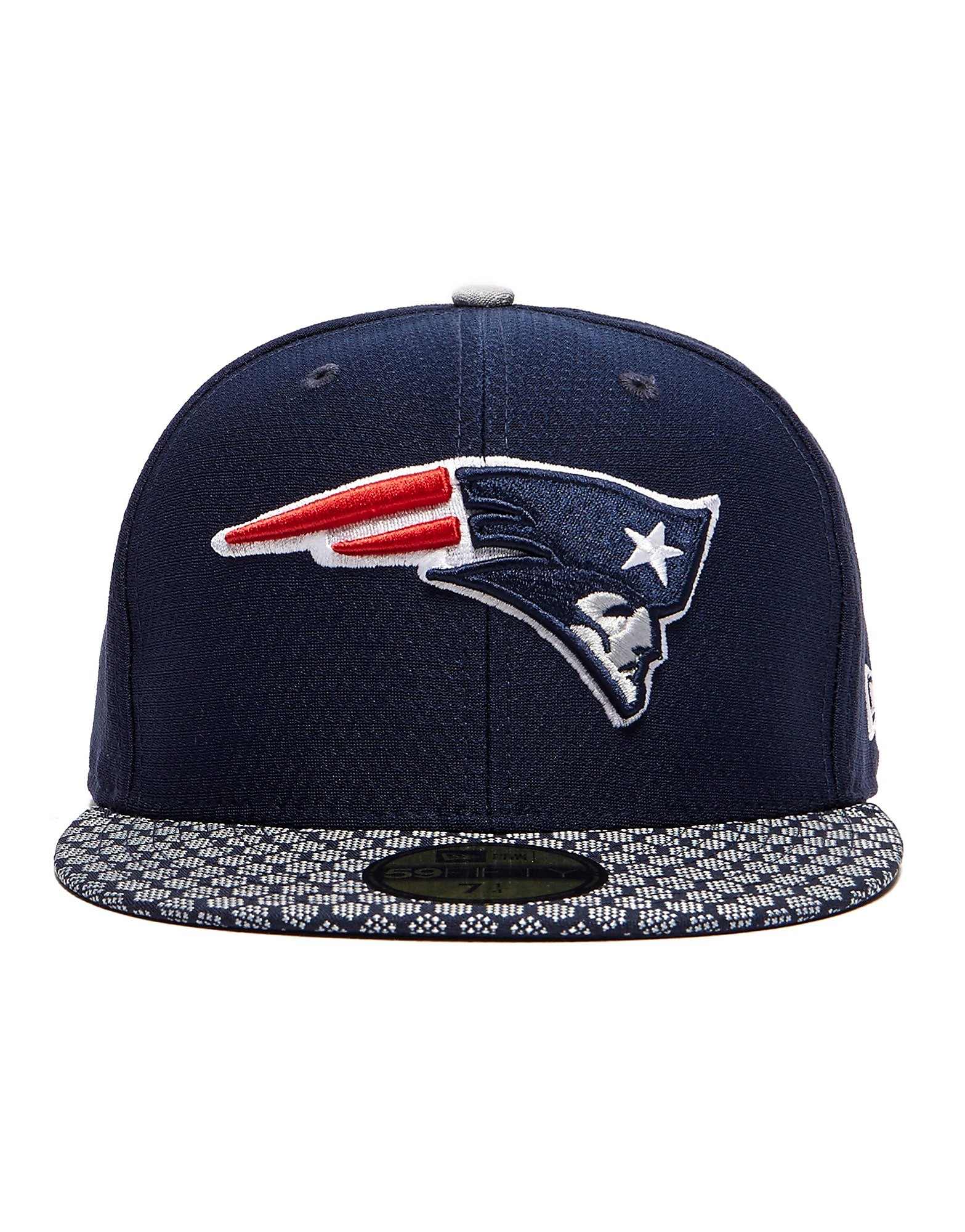 New Era New England Patriots 59FIFTY Cappellino