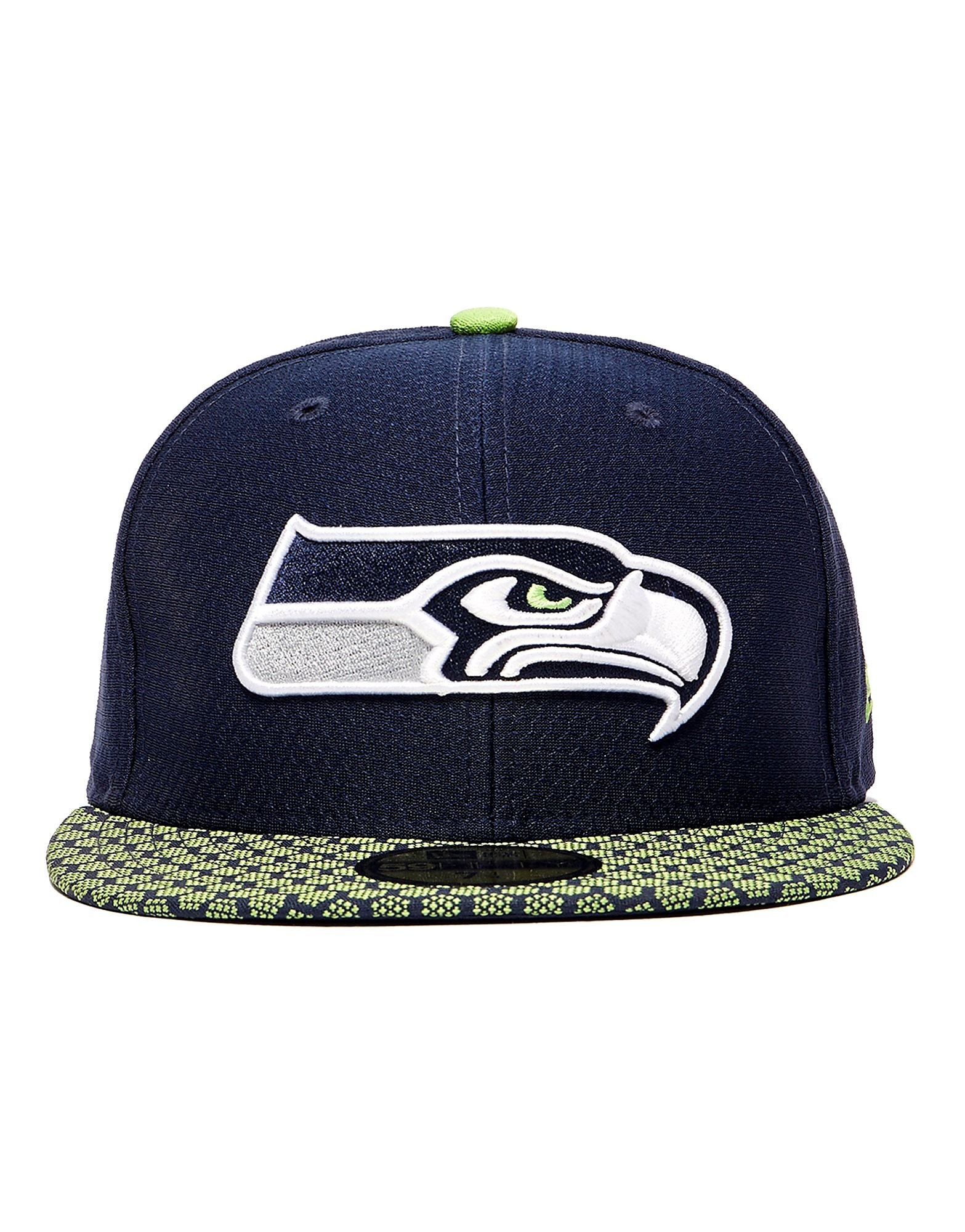 New Era Seattle Seahawks 59Fifty Cappellino