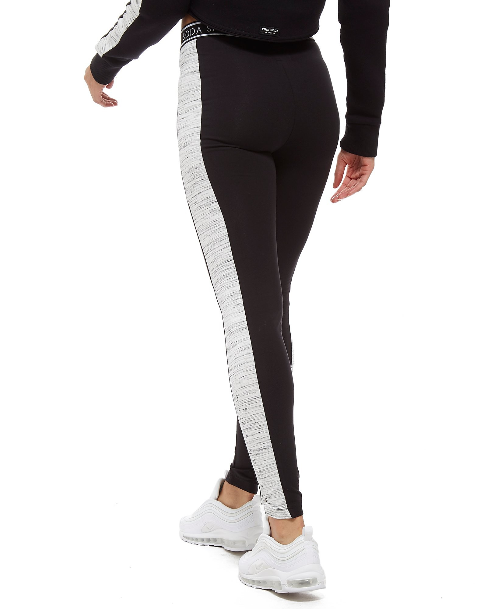 Pink Soda Sport Cut & Sew Leggings