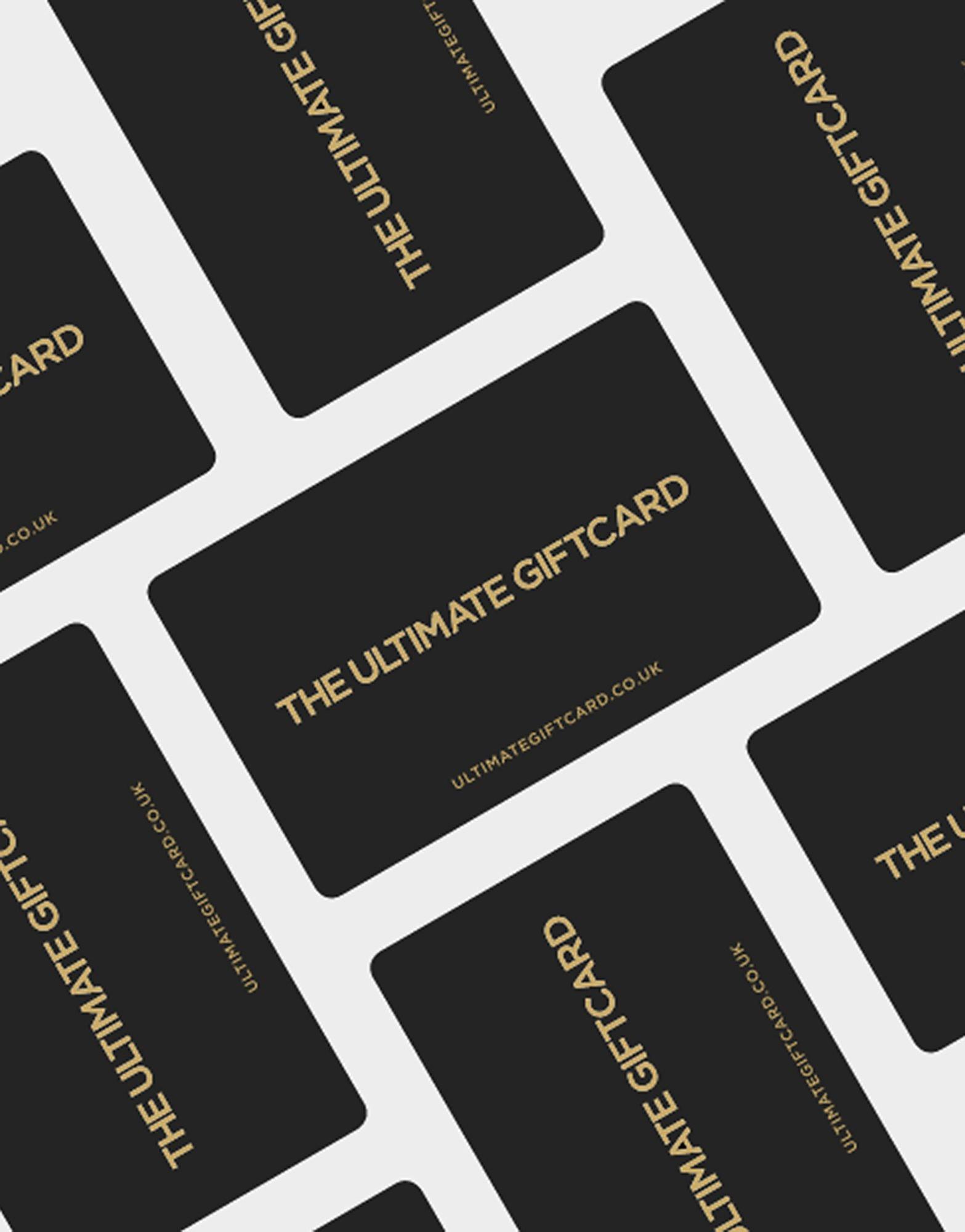 Vouchers Ultimative Geschenkkarte