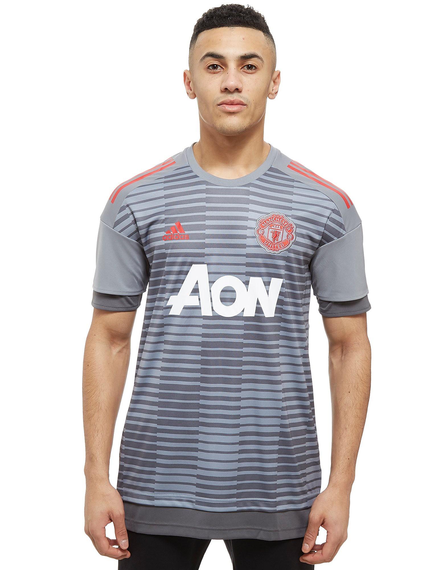 adidas Manchester United FC 2018 Vorspiel Shirt