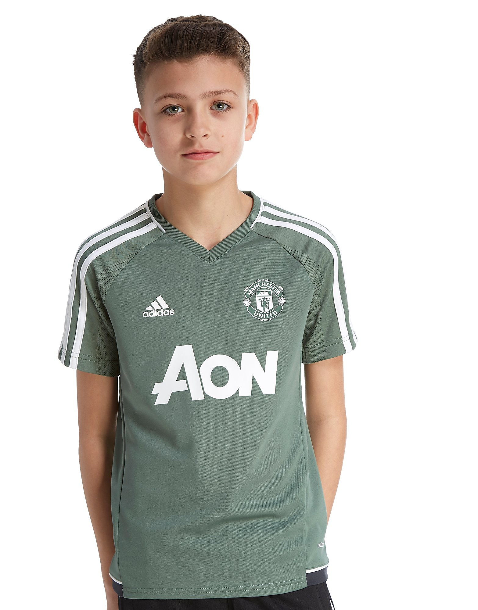 adidas Manchester United FC Training Shirt Junior