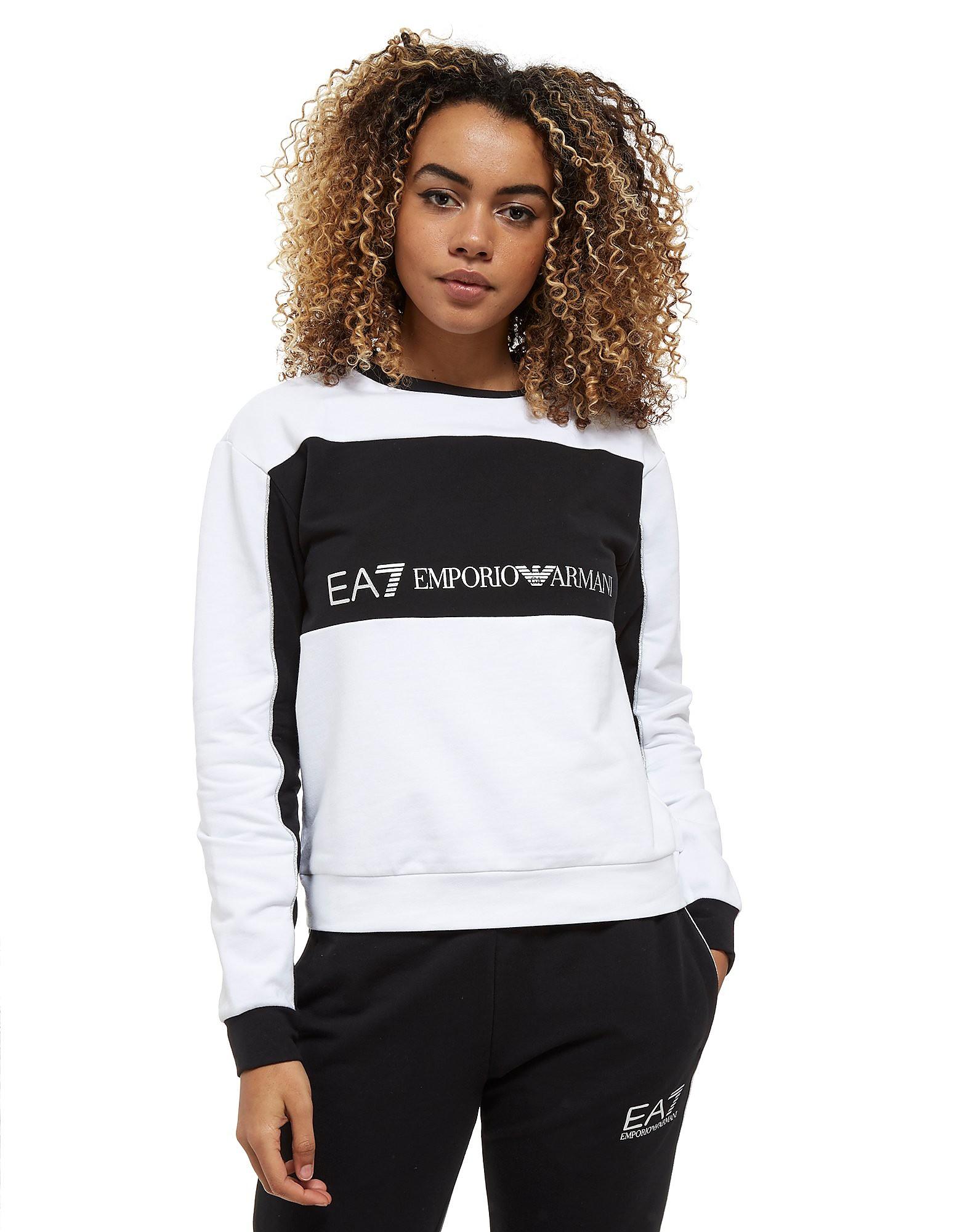 Emporio Armani EA7 Panel Crew Sweatshirt