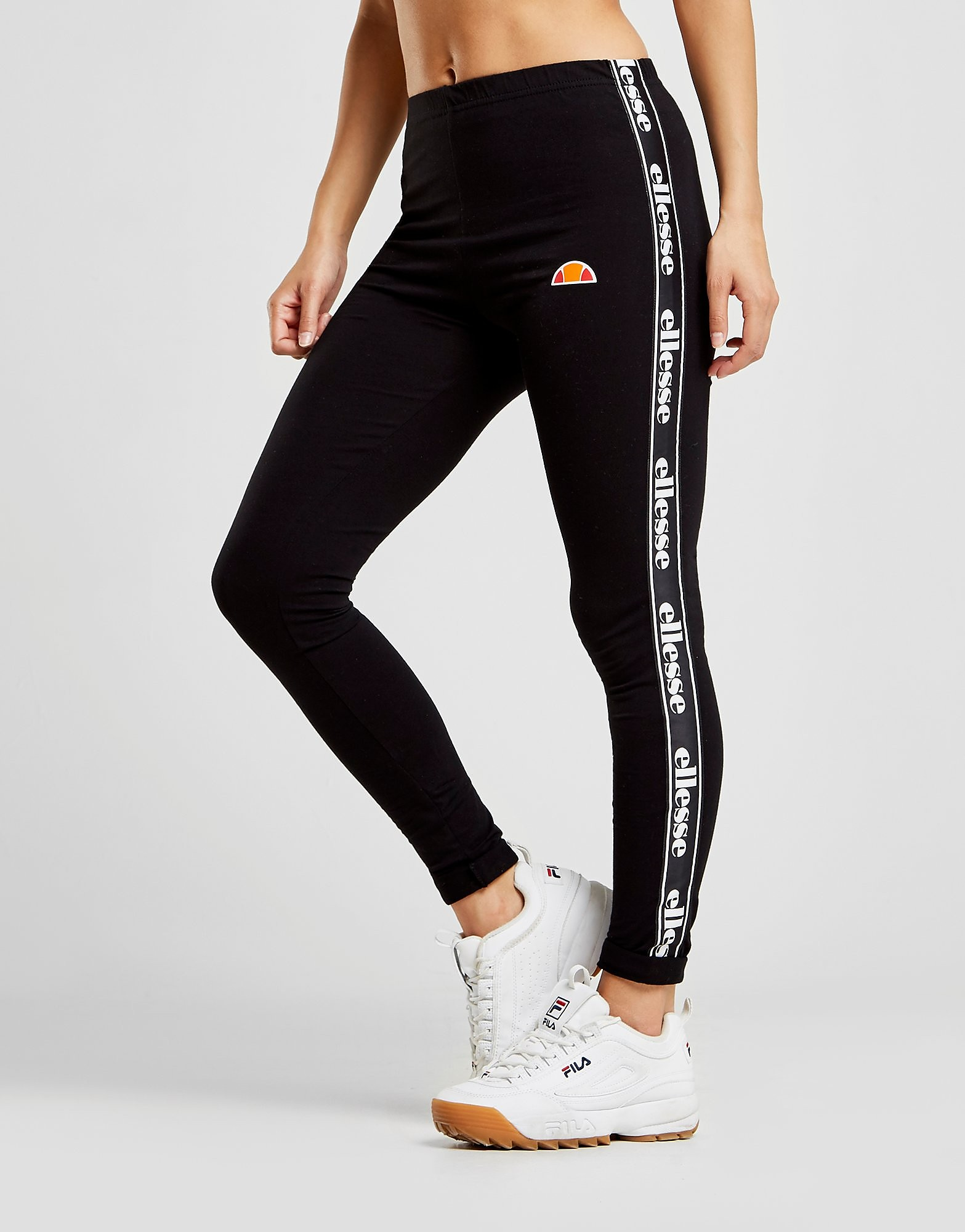 Ellesse Tape Leggings Dames