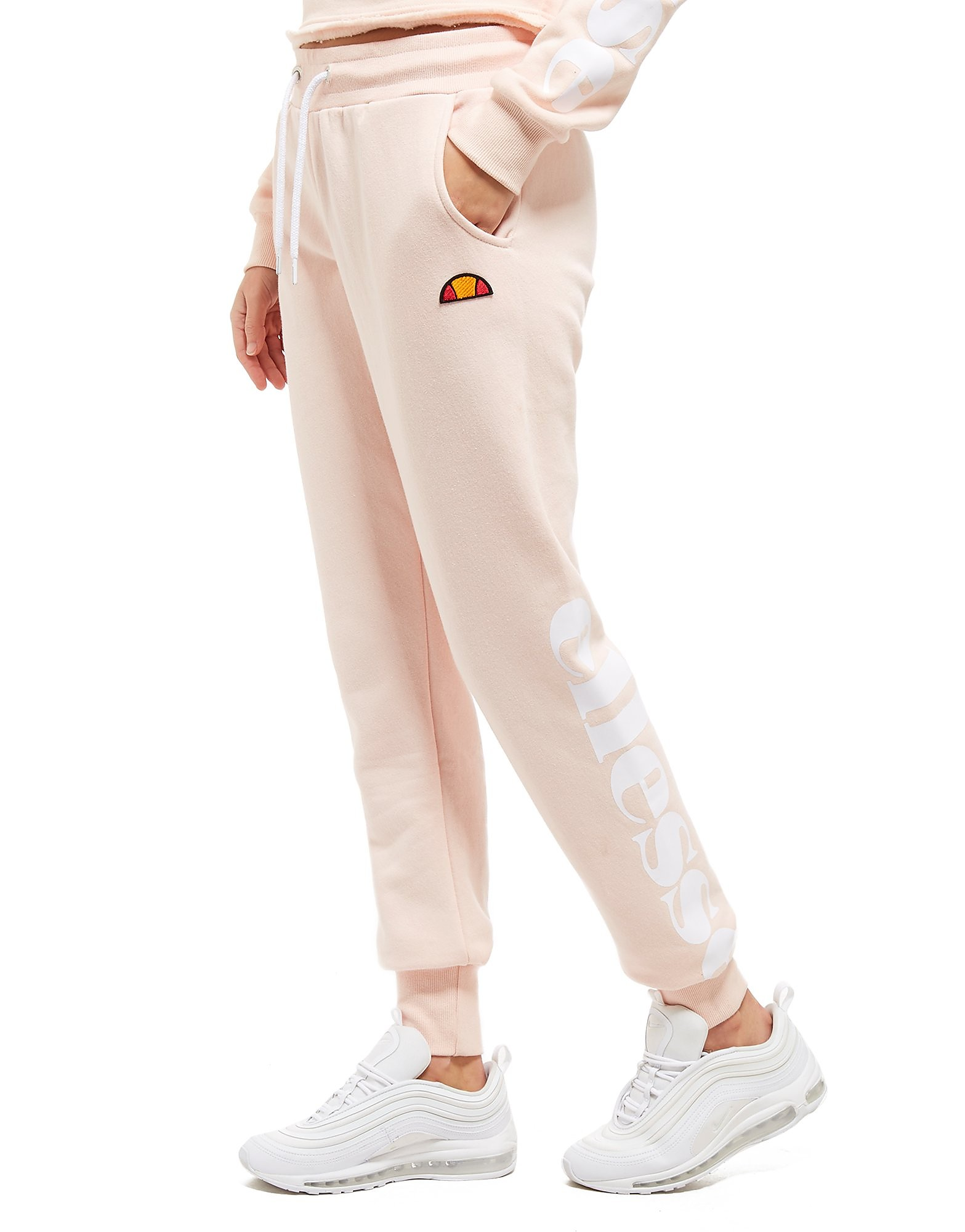 Ellesse Logo Fleece Pants