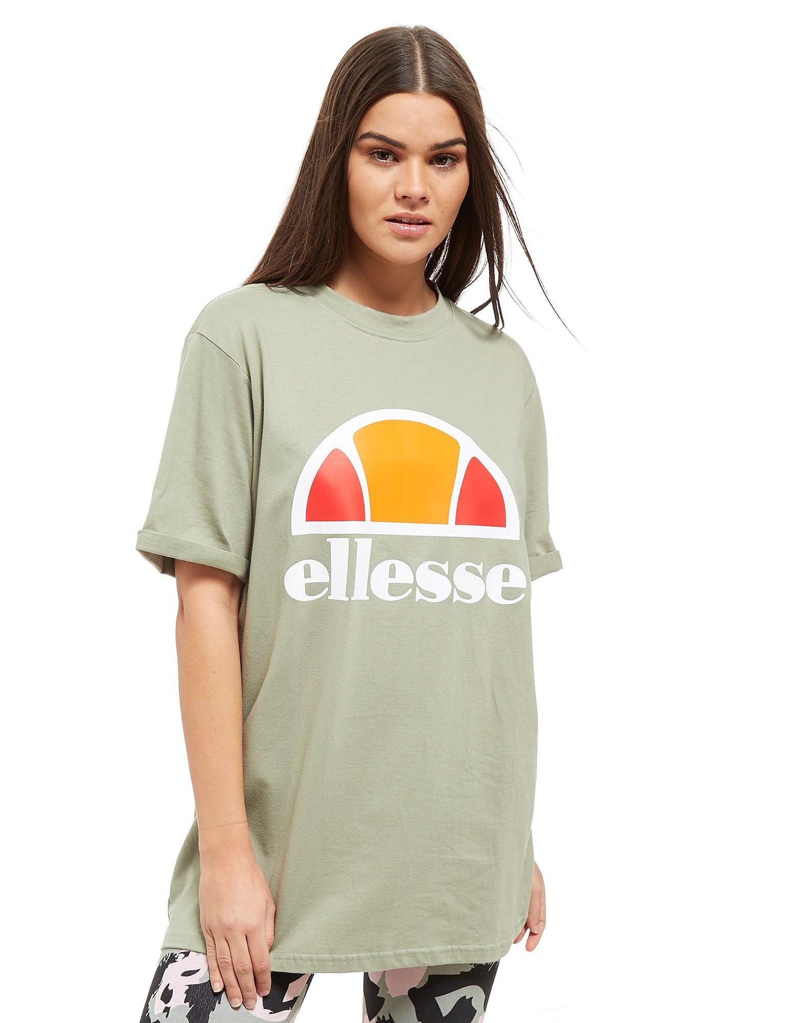 Ellesse Boyfriend Logo T-Shirt