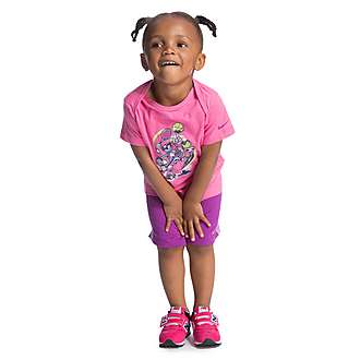 Nike Girls GFX Jersey Two Piece Set Infant