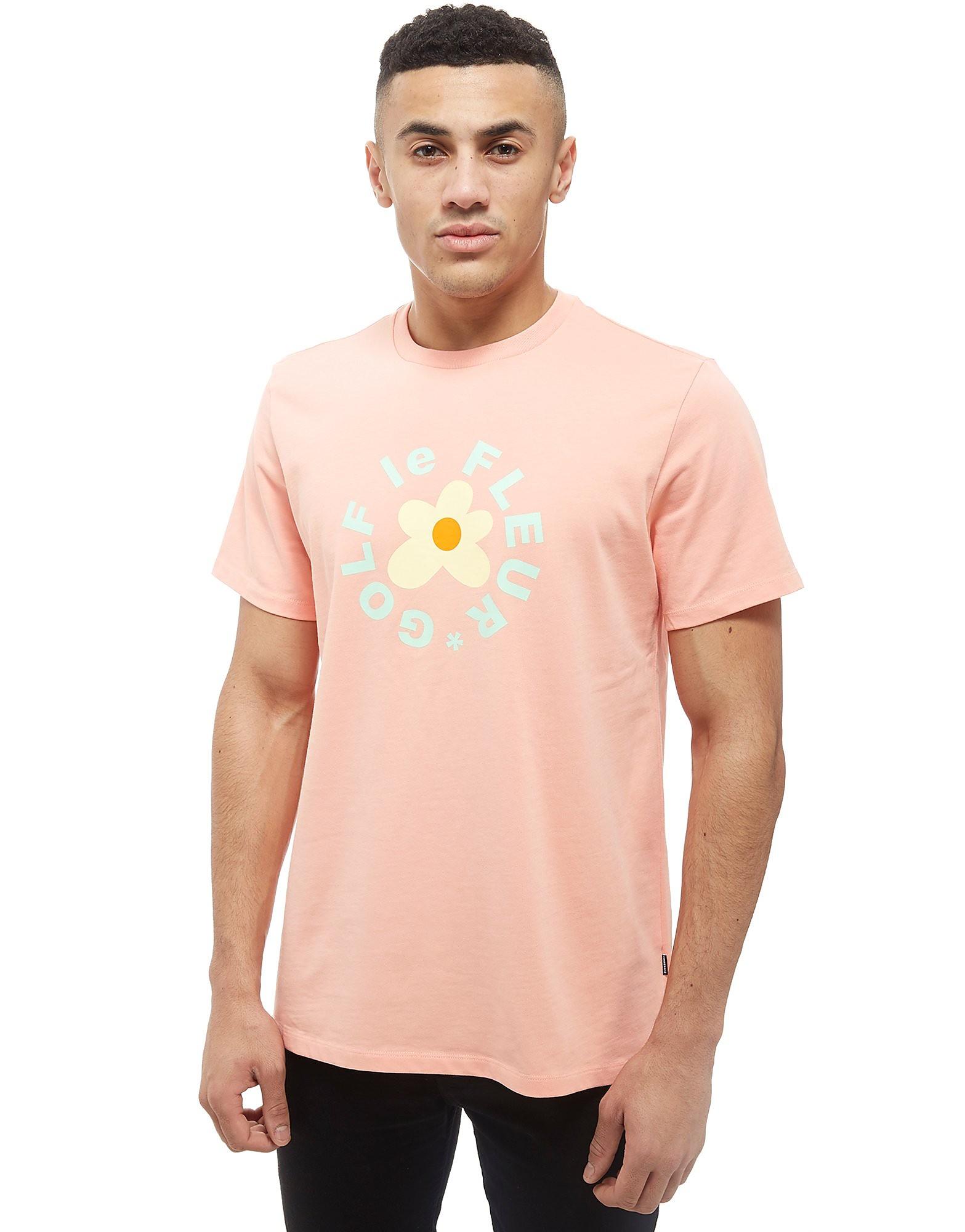 Converse x Tyler Golf Le Fleur T-Shirt Herre