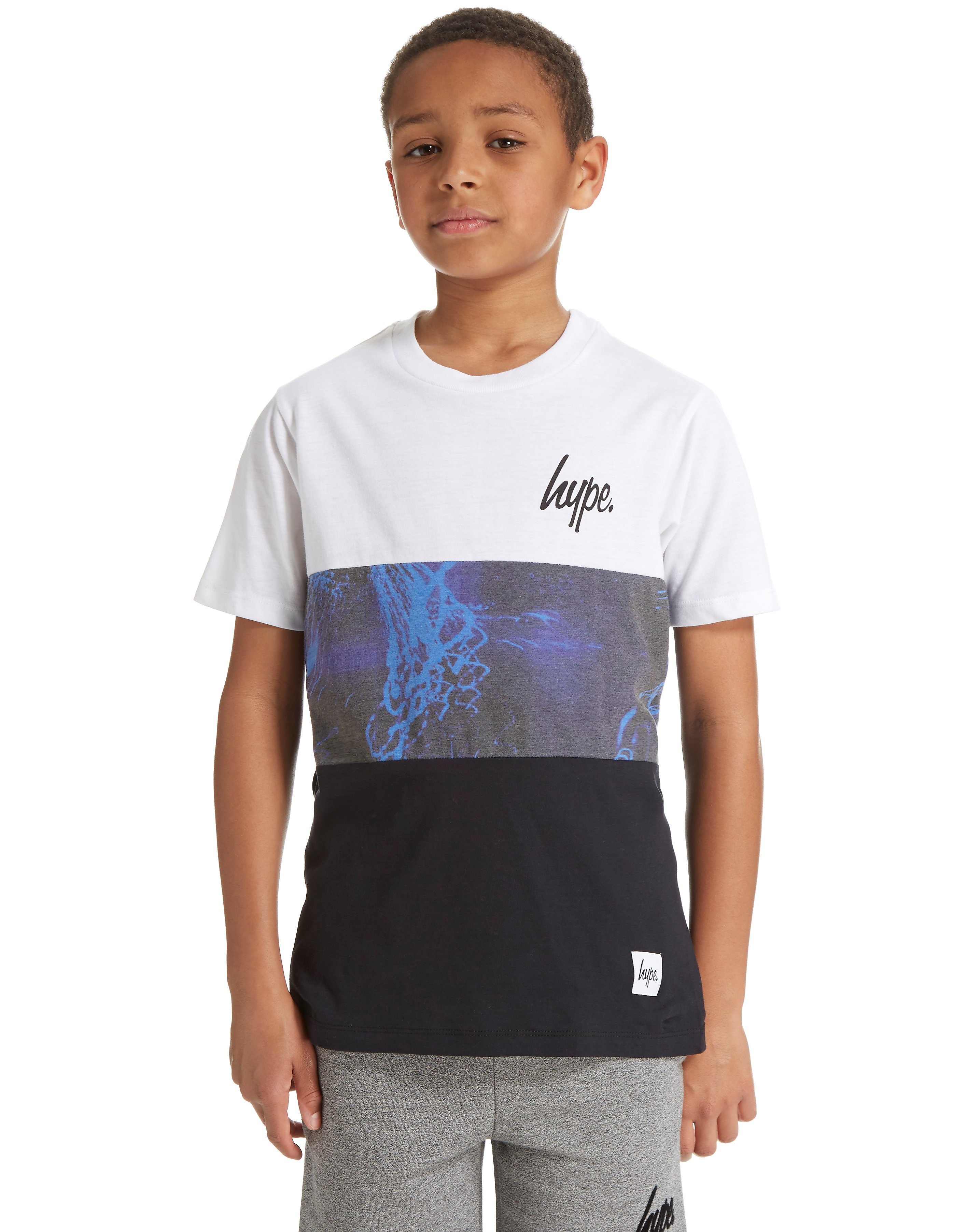 Hype Light Trail T-Shirt Junior
