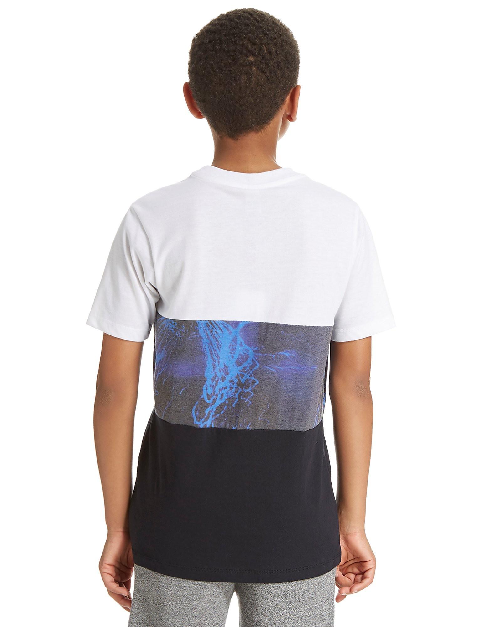 Hype Light Trail T-Shirt Junior